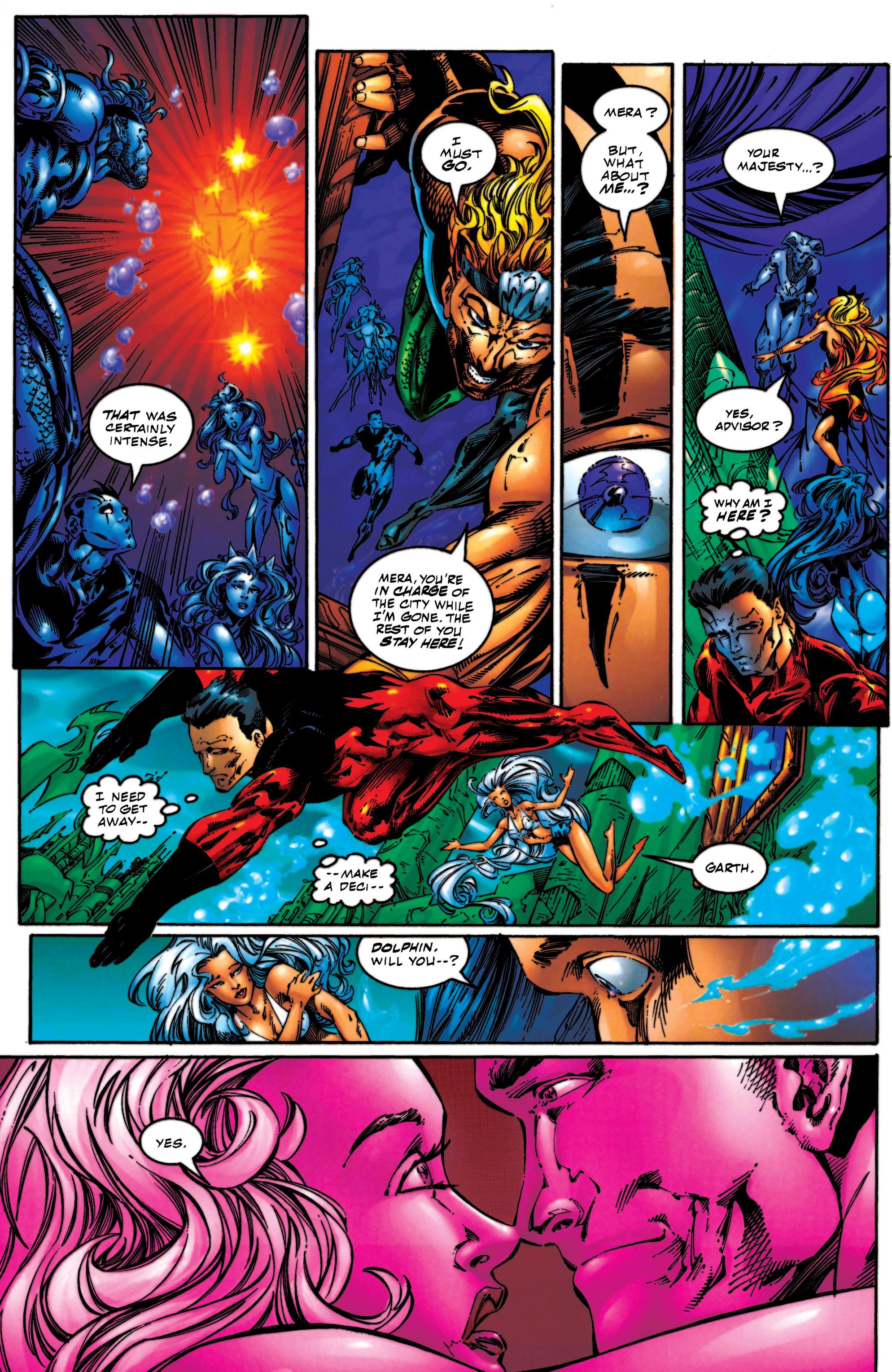 Read online Aquaman (1994) comic -  Issue #56 - 18