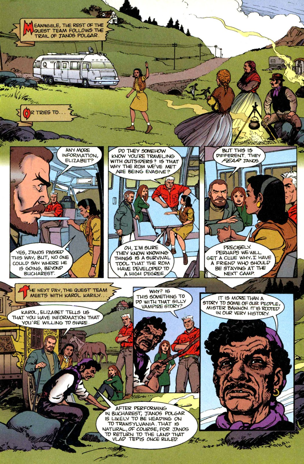 Read online The Real Adventures of Jonny Quest comic -  Issue #2 - 5