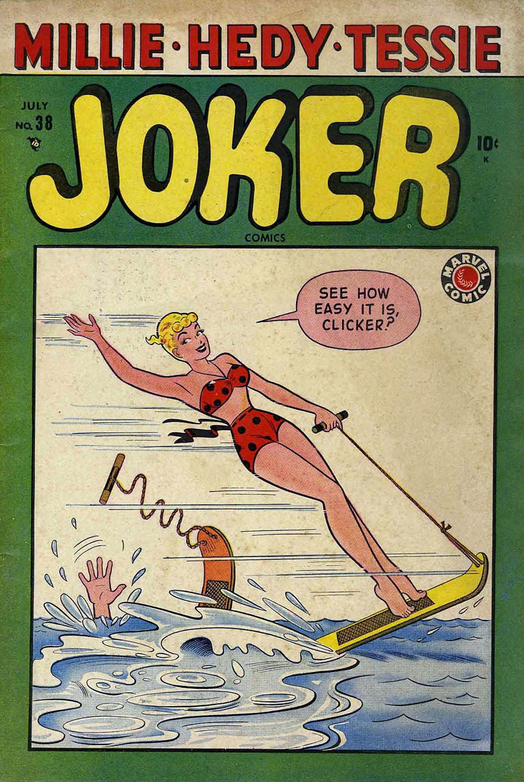 Read online Joker Comics comic -  Issue #38 - 1