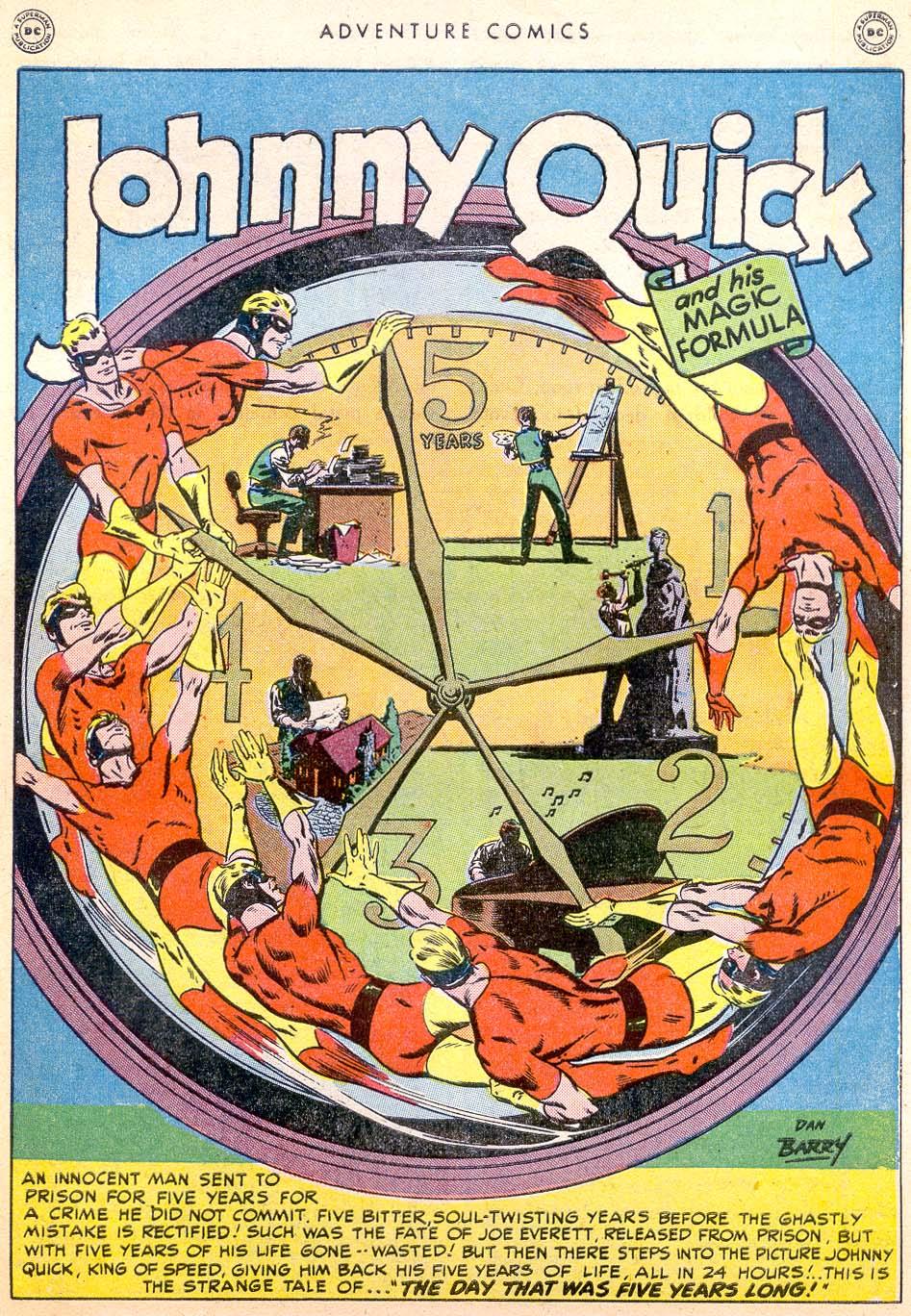 Read online Adventure Comics (1938) comic -  Issue #144 - 34