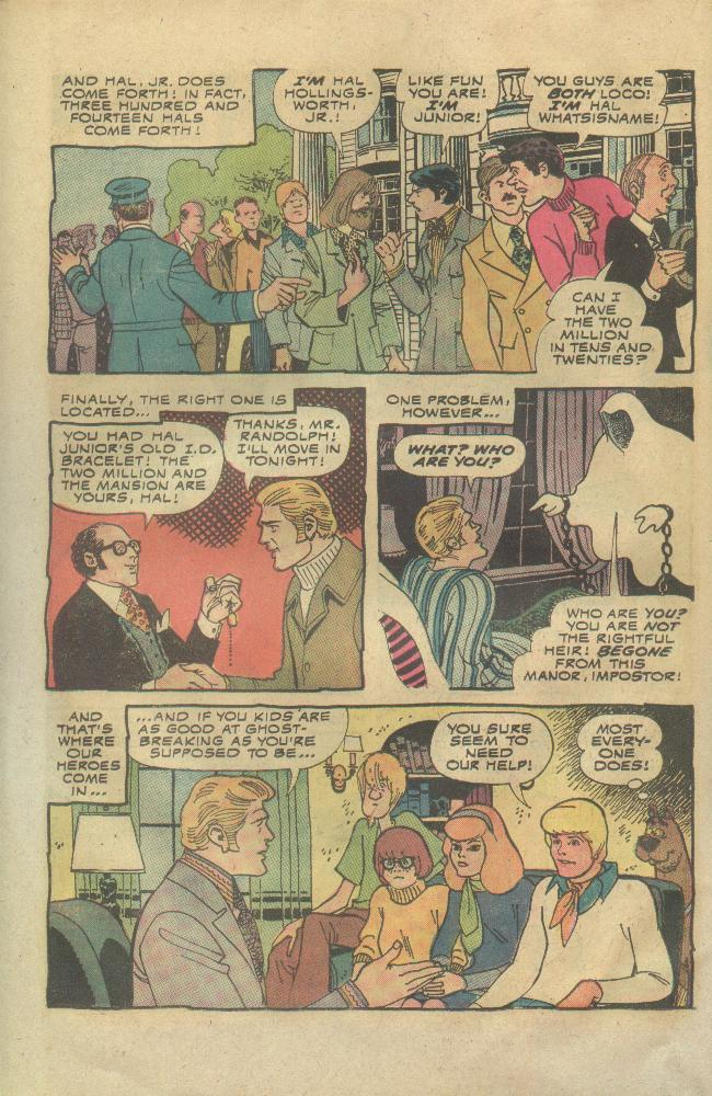 Read online Scooby-Doo... Mystery Comics comic -  Issue #27 - 17