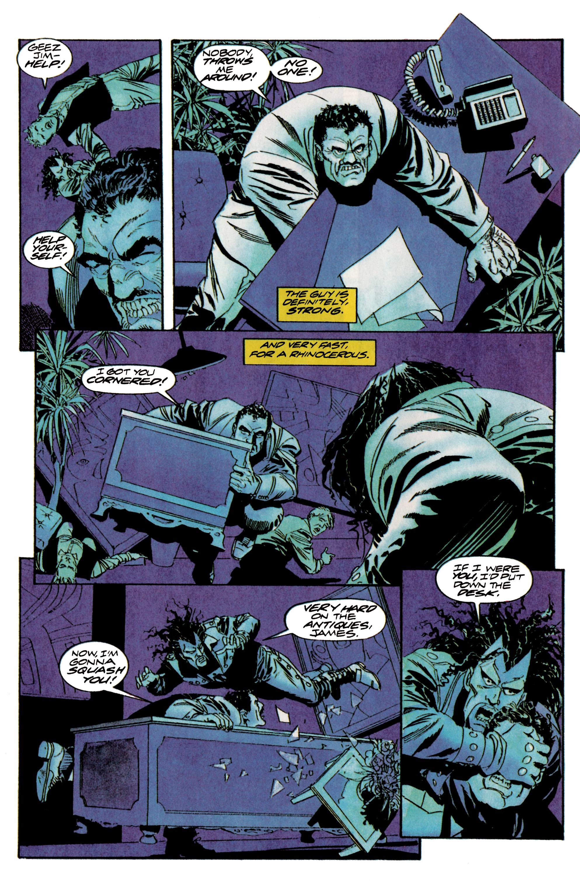 Read online Shadowman (1992) comic -  Issue #16 - 18