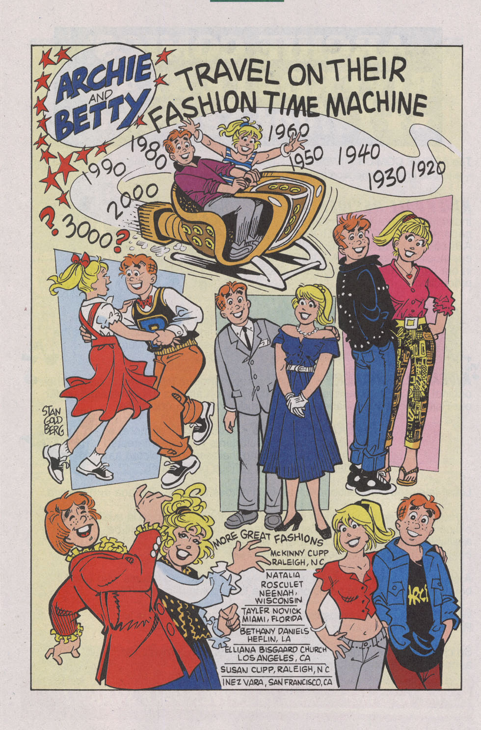 Read online Archie (1960) comic -  Issue #539 - 28