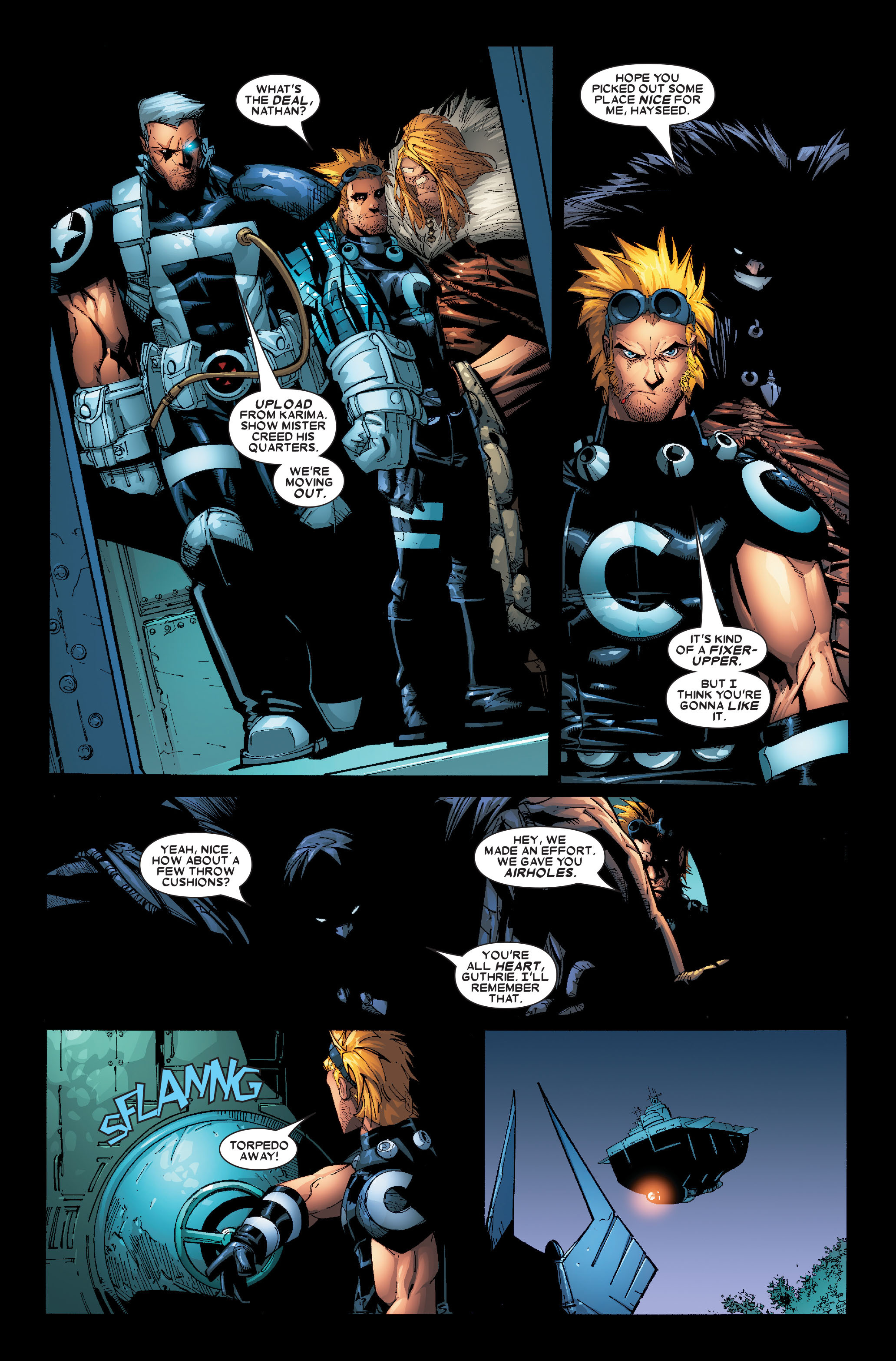 X-Men (1991) 195 Page 10