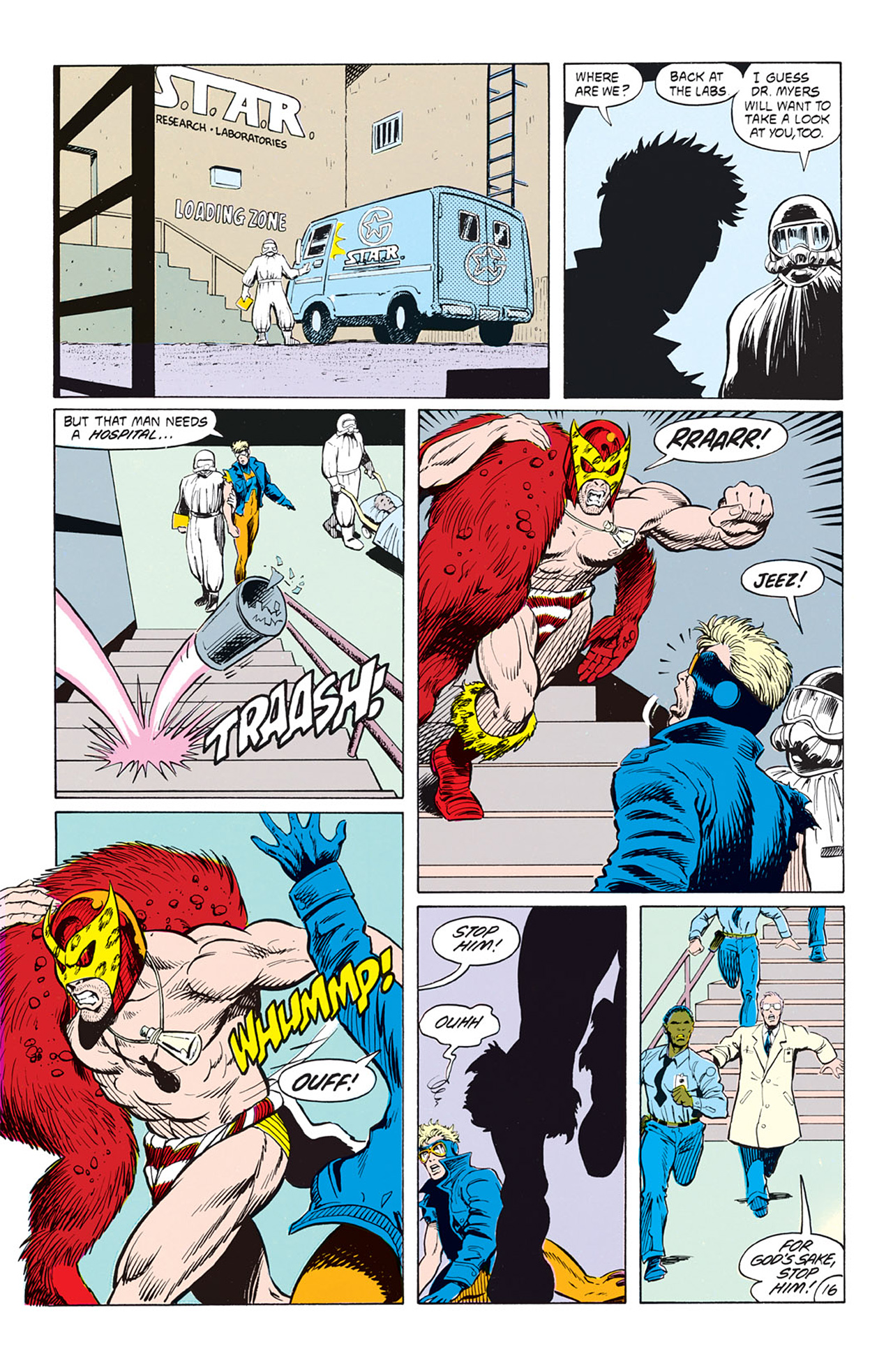Read online Animal Man (1988) comic -  Issue #3 - 18