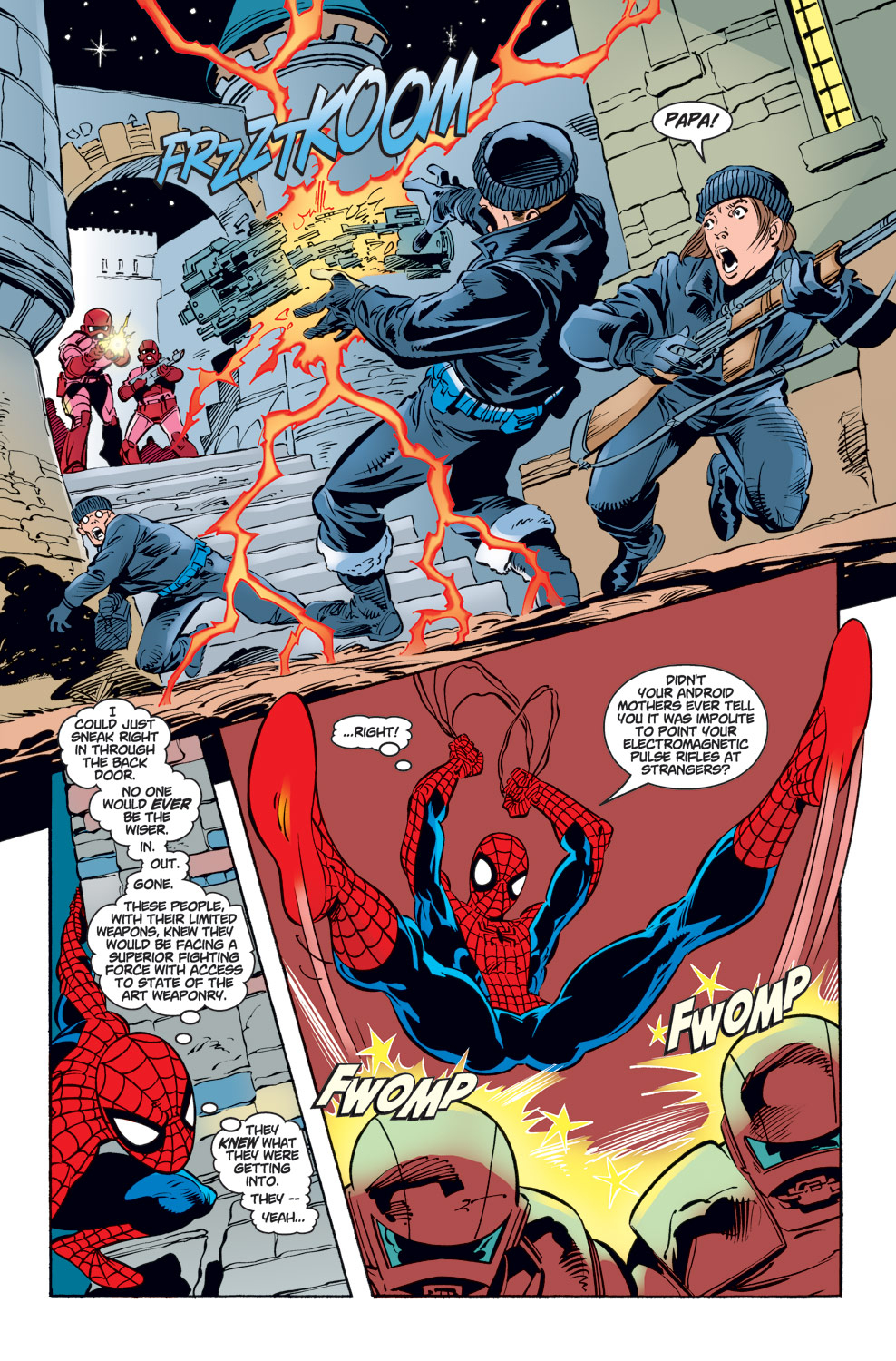 The Amazing Spider-Man (1999) 15 Page 8
