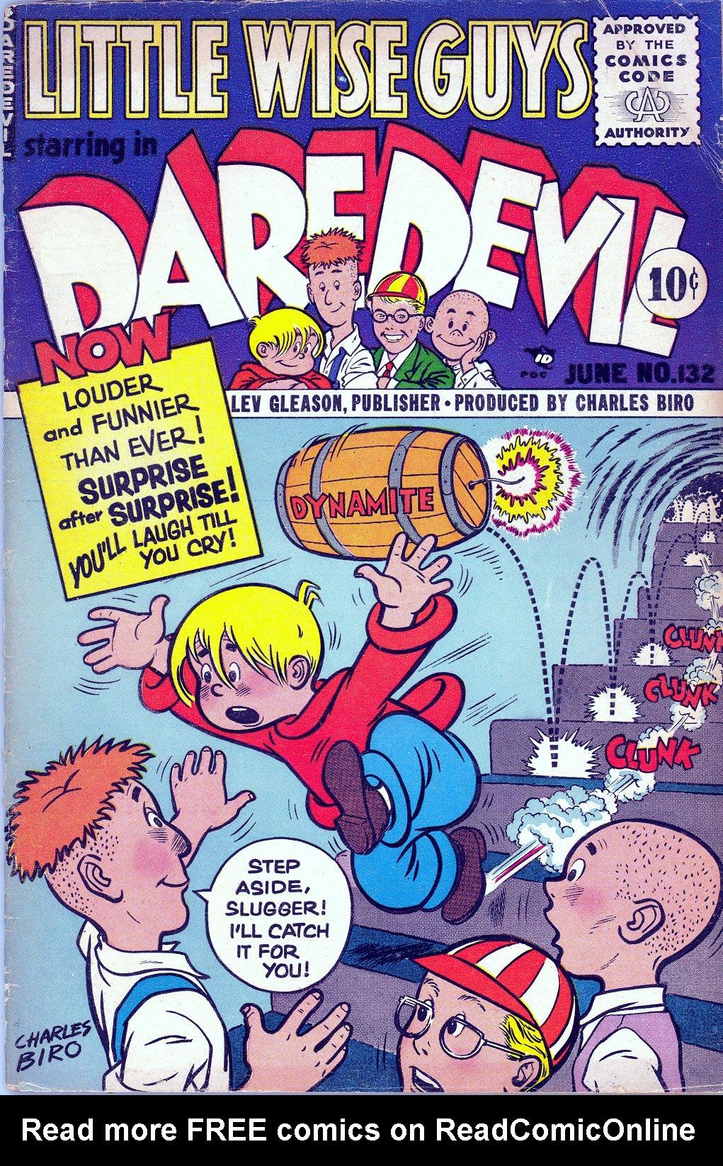Daredevil (1941) 132 Page 1