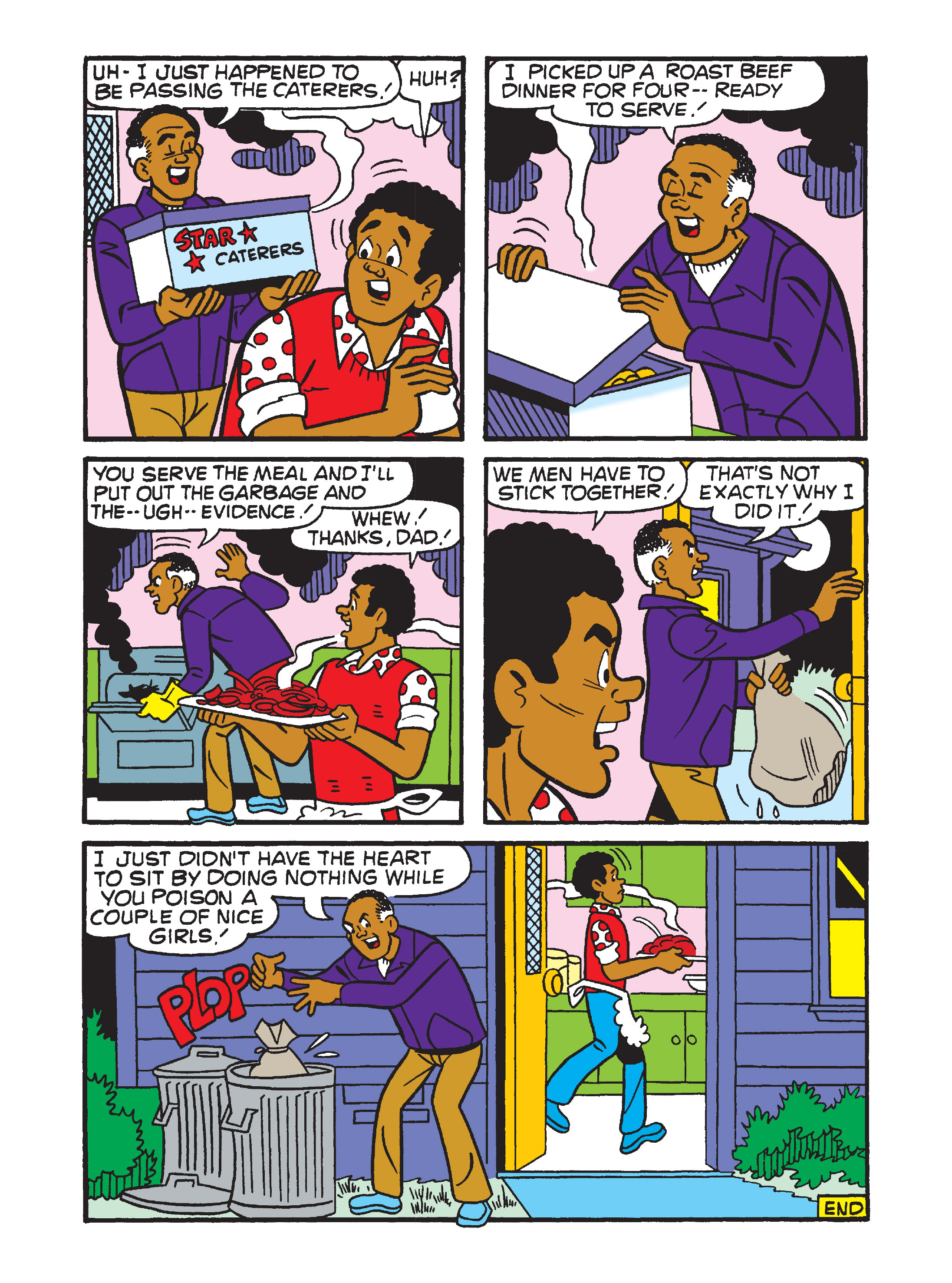 Read online Archie's Funhouse Double Digest comic -  Issue #10 - 88