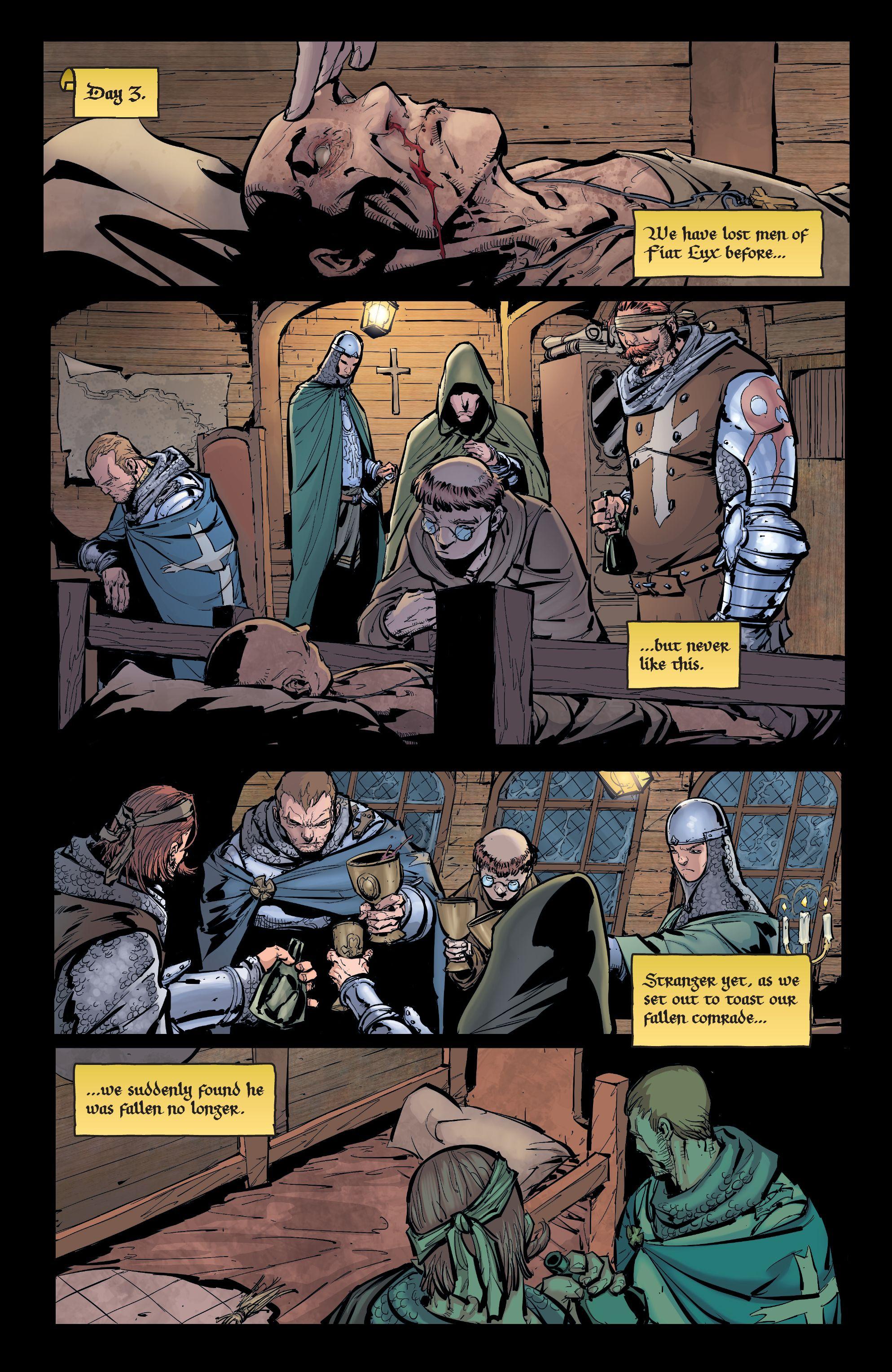 Read online Pestilence comic -  Issue #2 - 6