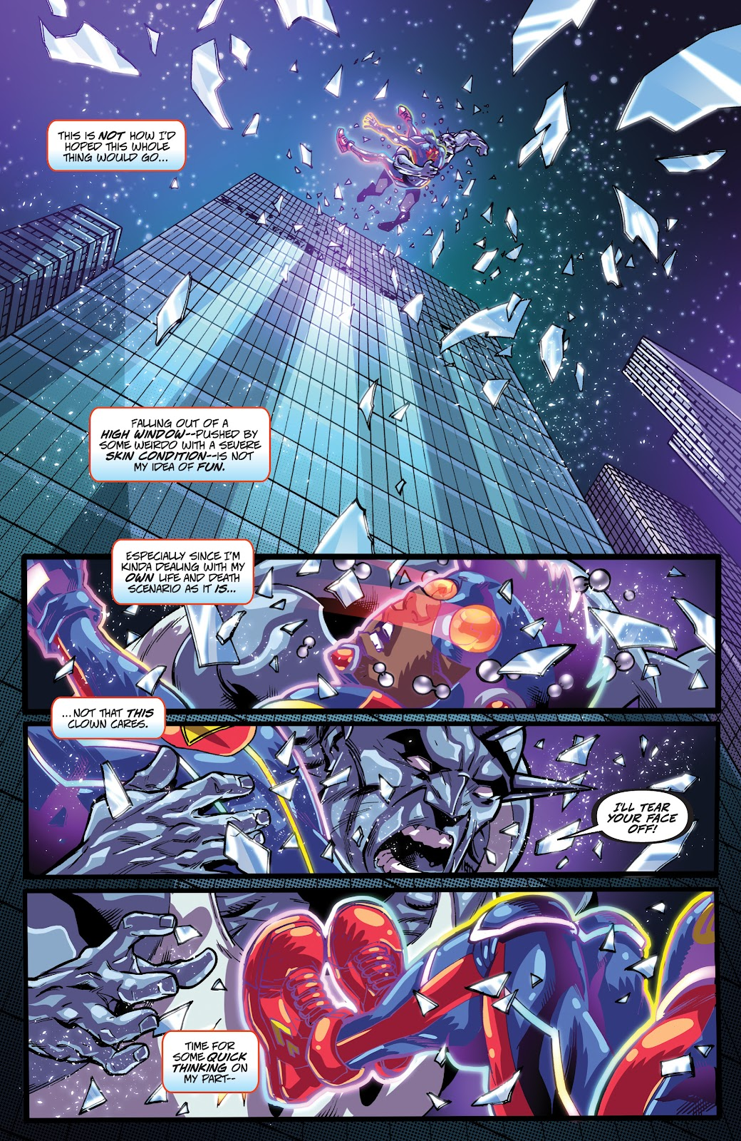 Read online Accell comic -  Issue #19 - 3