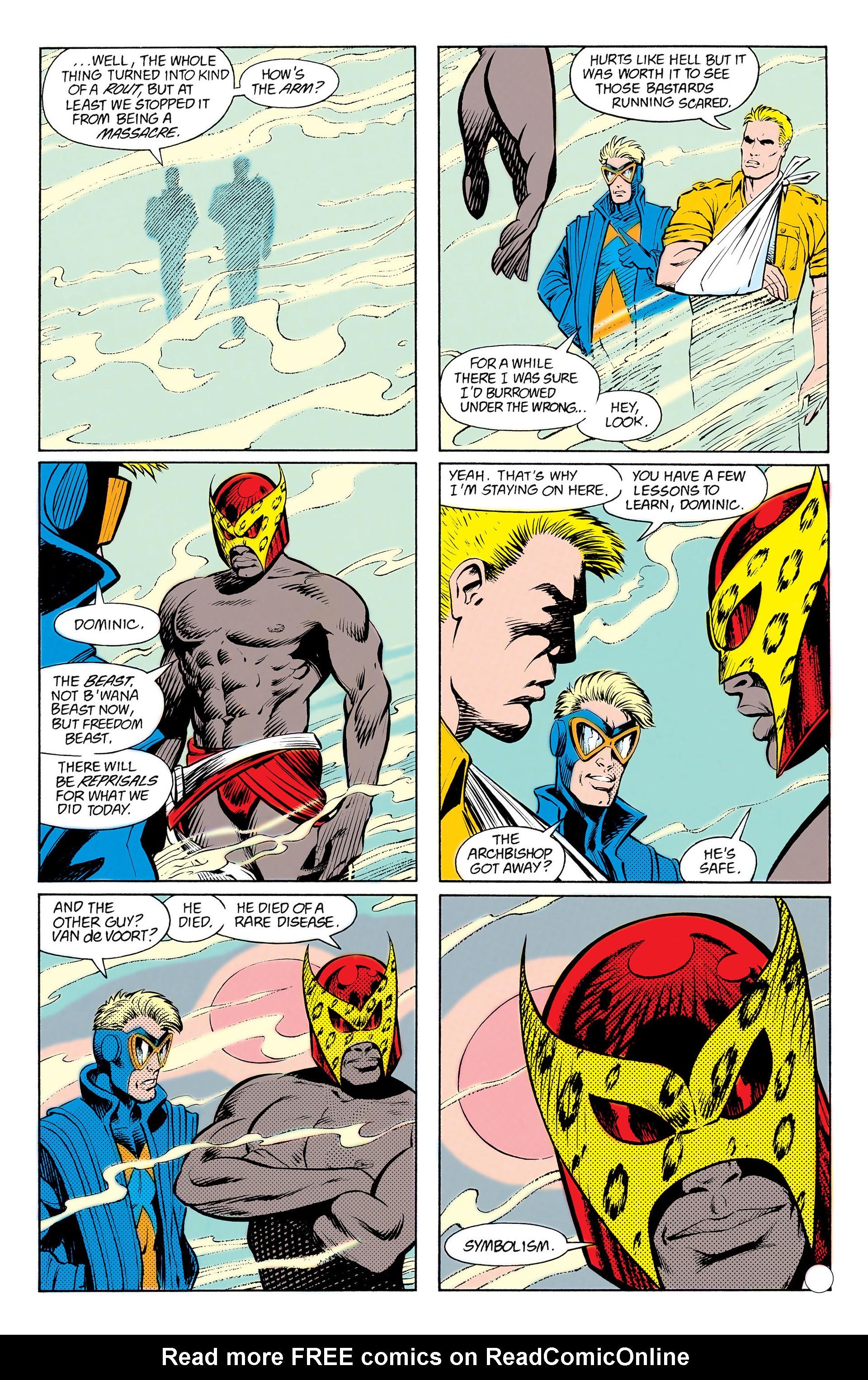 Read online Animal Man (1988) comic -  Issue #13 - 24