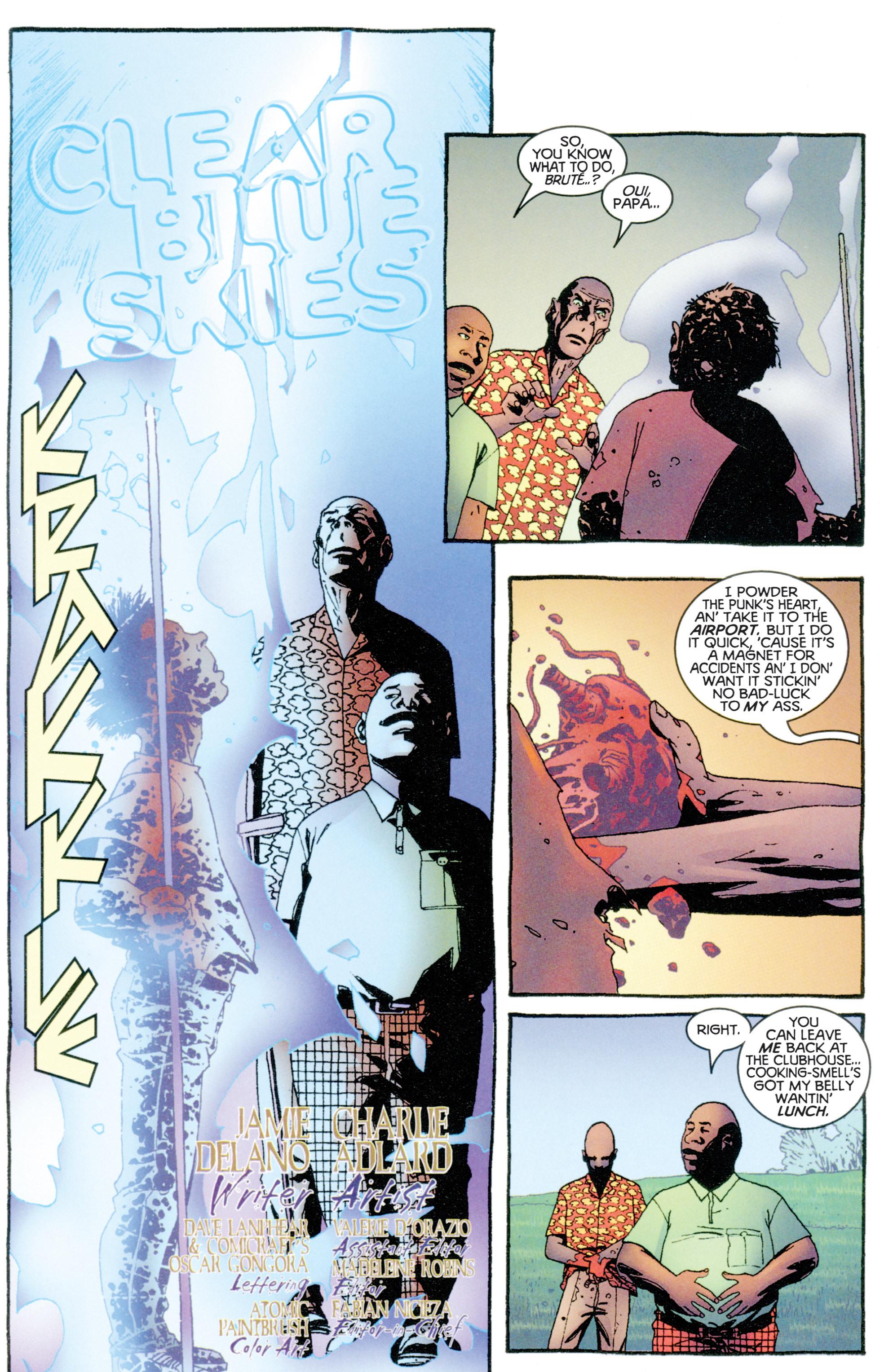 Read online Shadowman (1997) comic -  Issue #11 - 4
