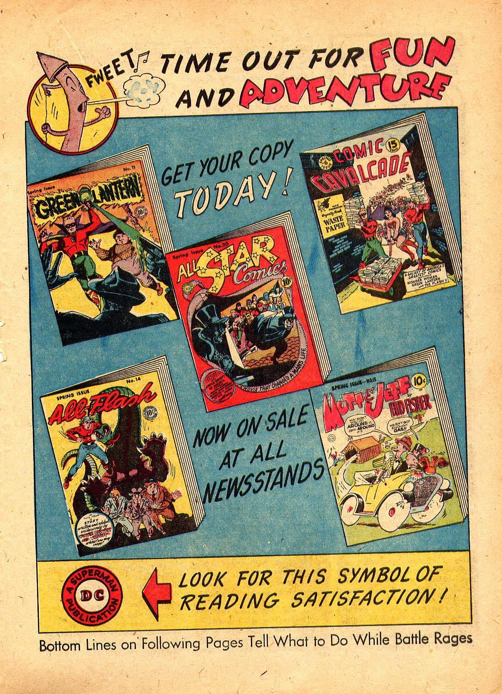 Read online Sensation (Mystery) Comics comic -  Issue #30 - 39