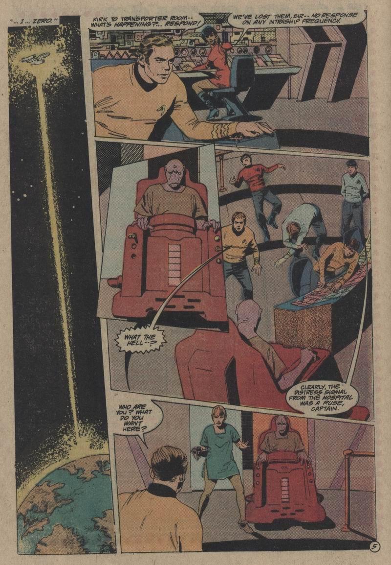 Star Trek (1984) #56 #59 - English 6