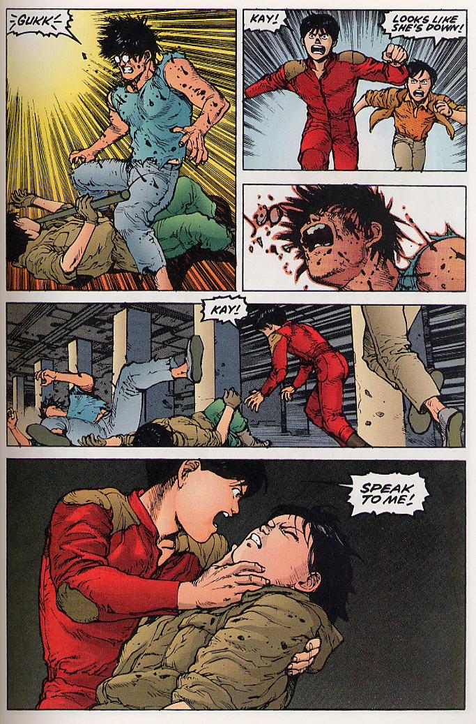 Read online Akira comic -  Issue #26 - 24