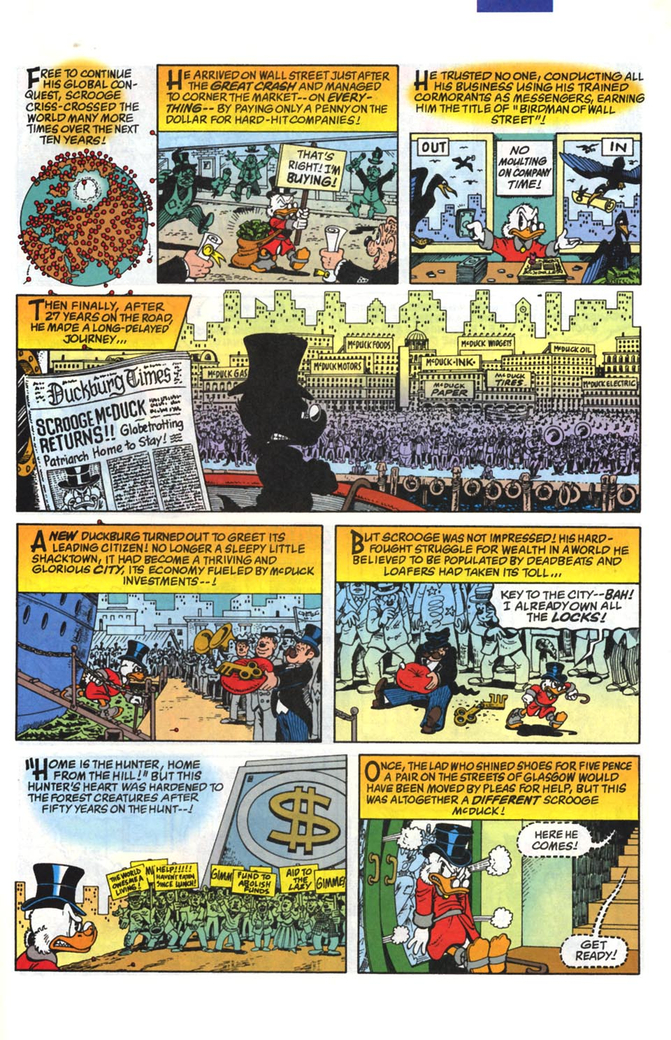Read online Uncle Scrooge (1953) comic -  Issue #295 - 22
