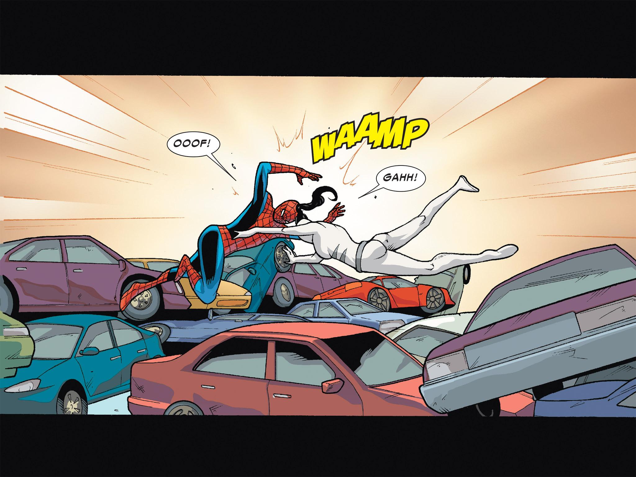 Read online Ultimate Spider-Man (Infinite Comics) (2016) comic -  Issue #6 - 40