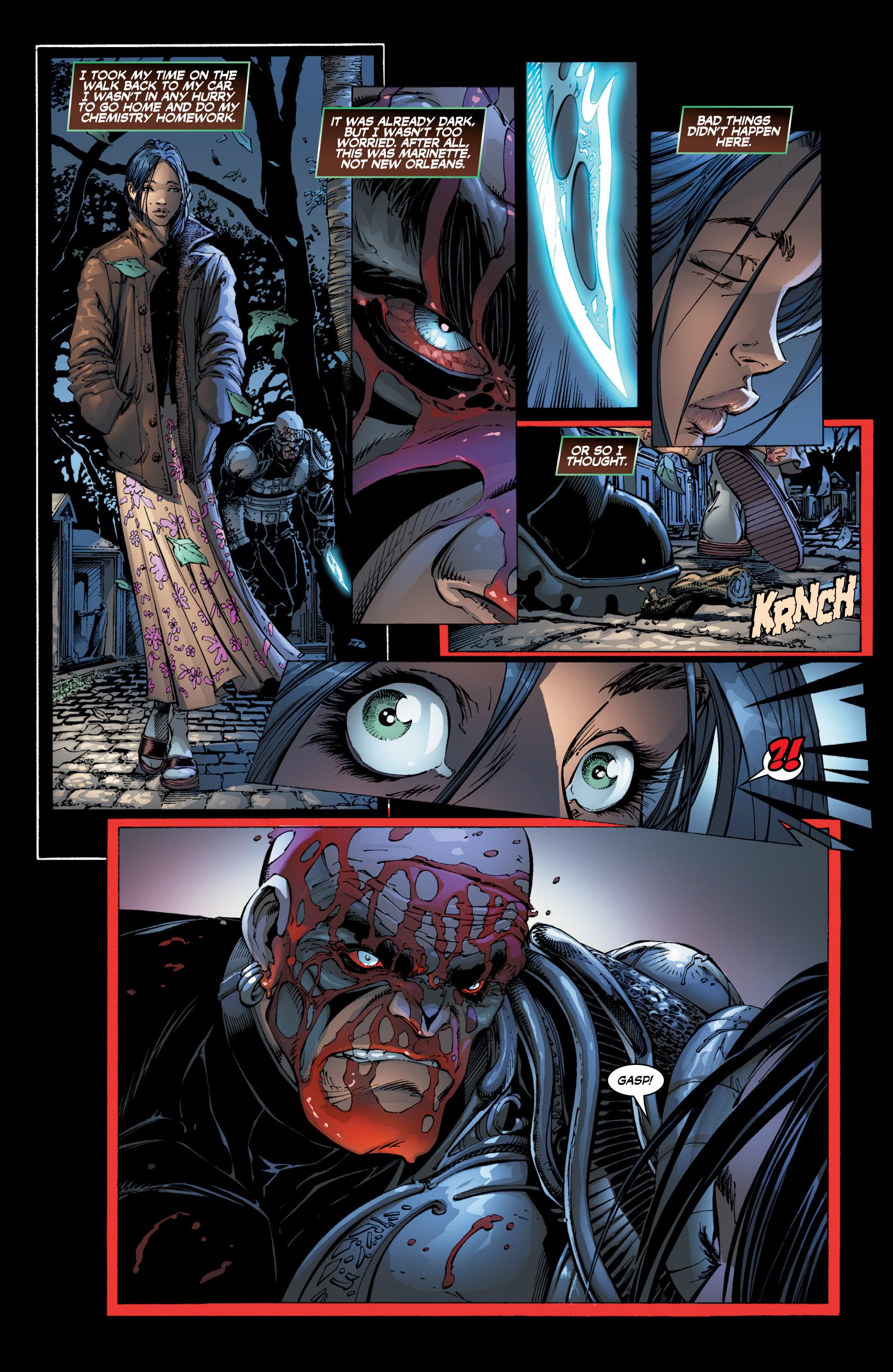 Read online Wraithborn Redux comic -  Issue #1 - 26
