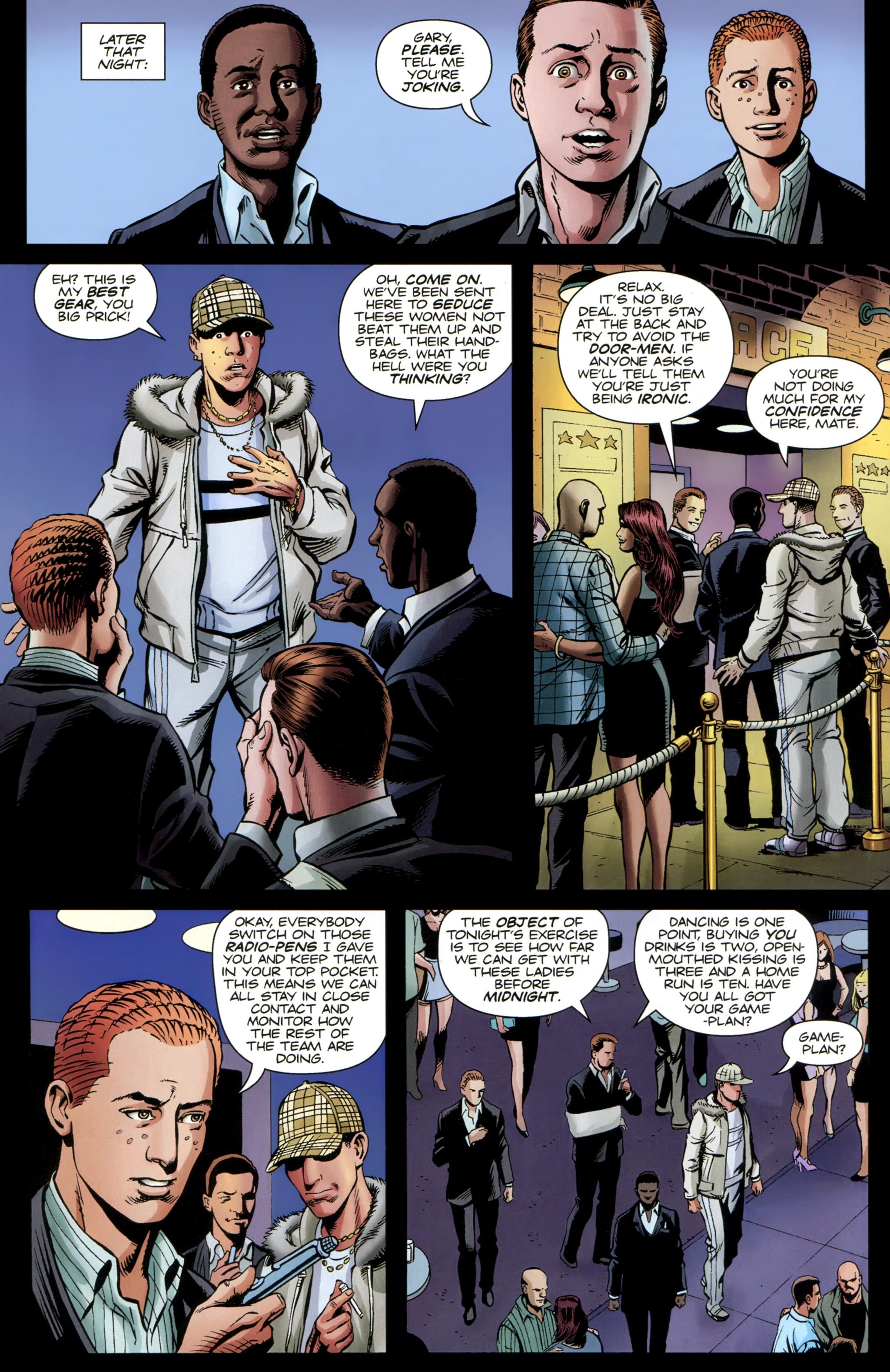 Read online Secret Service comic -  Issue #3 - 20