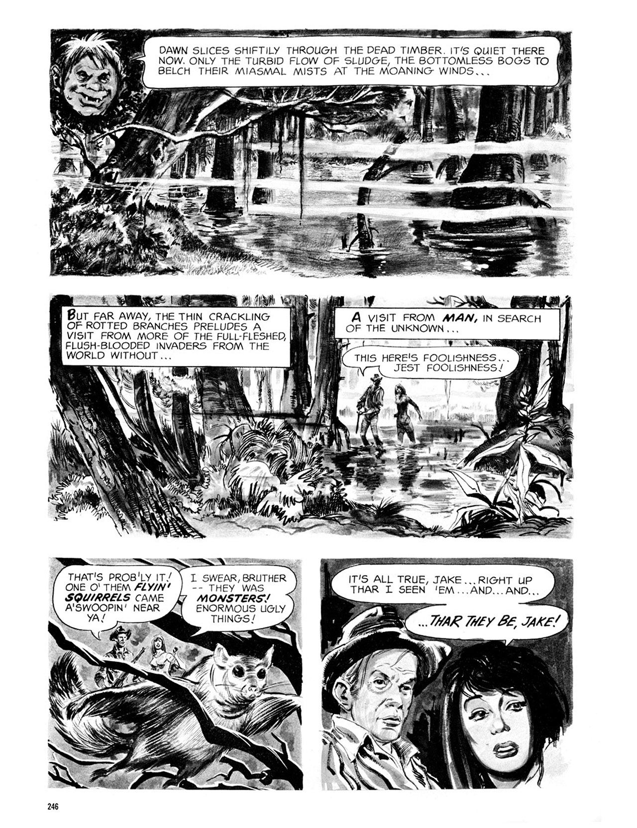 Read online Eerie Archives comic -  Issue # TPB 2 - 247