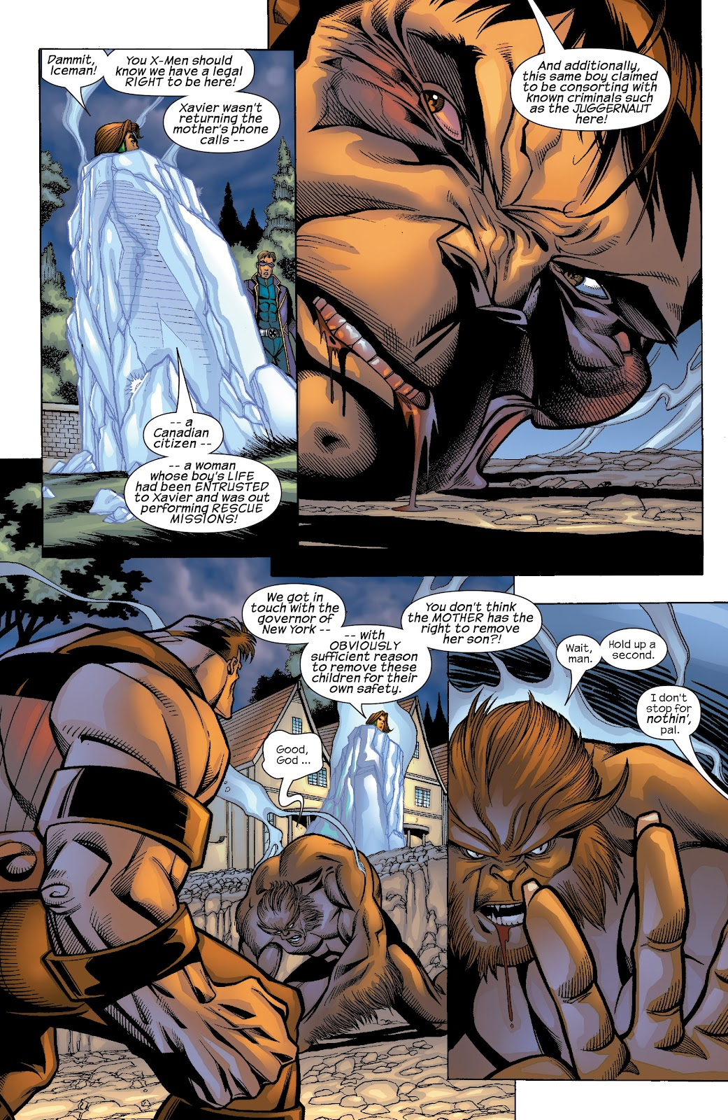 Read online X-Men: Unstoppable comic -  Issue # TPB (Part 4) - 57