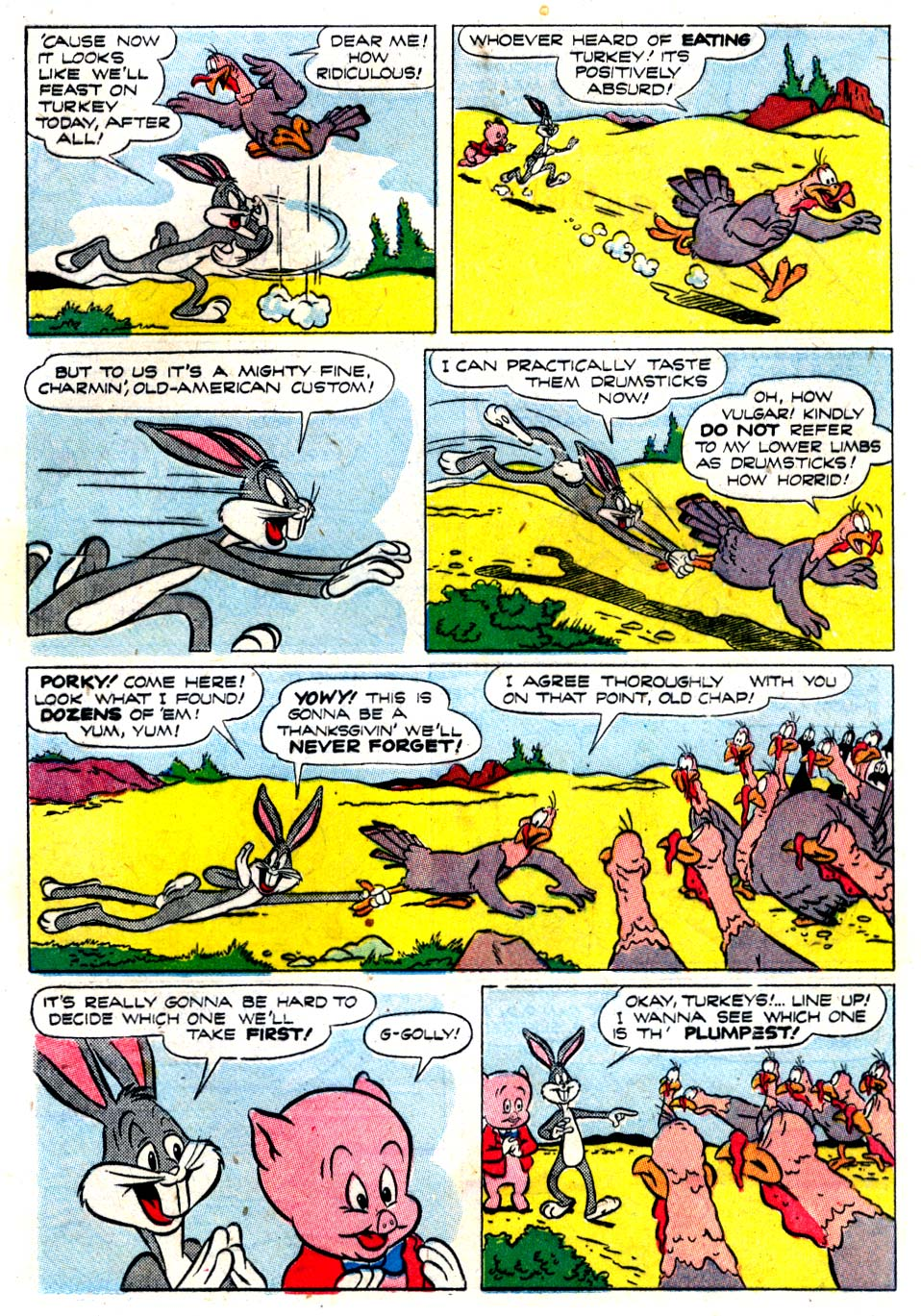 Four Color Comics issue 366 - Page 21