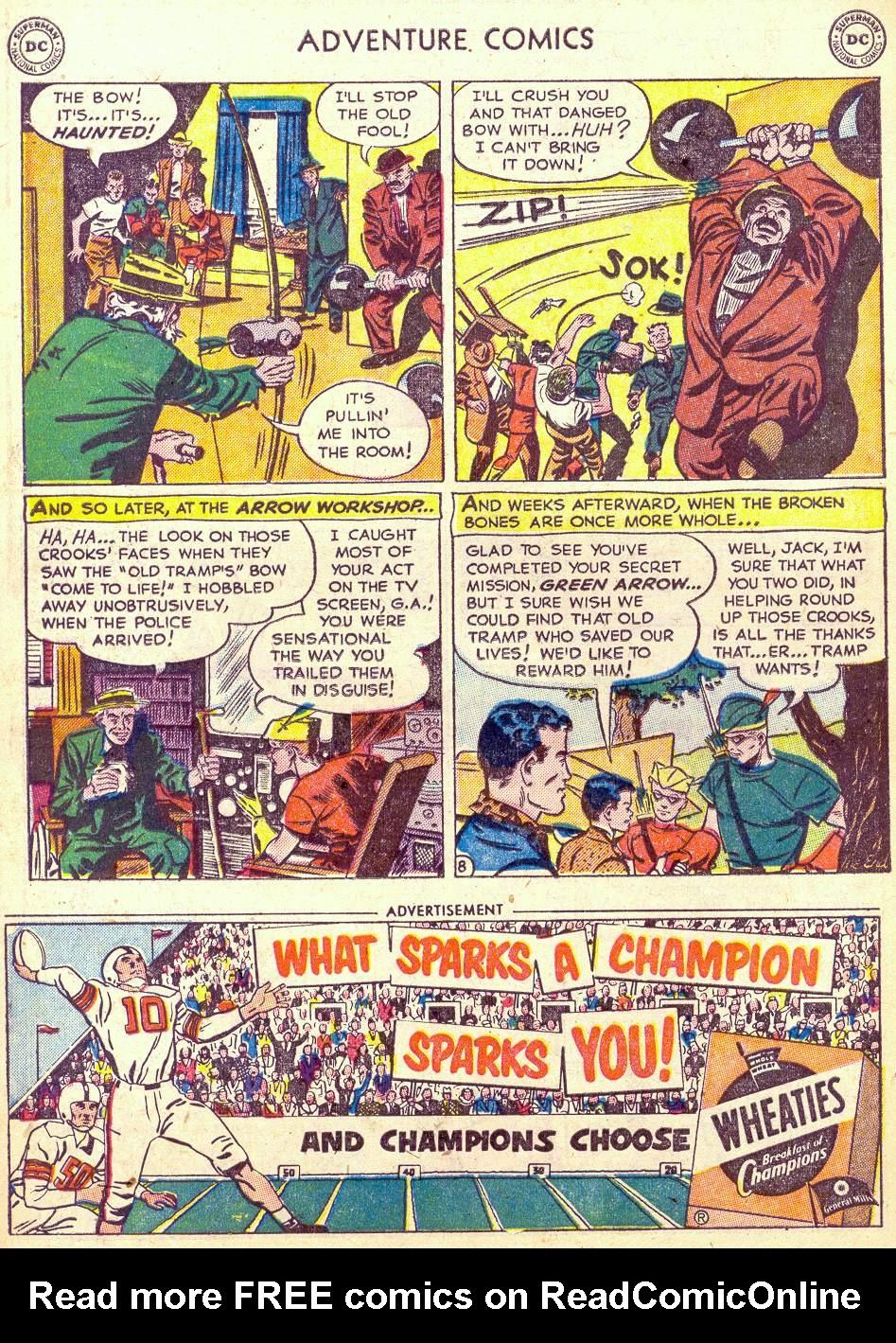 Read online Adventure Comics (1938) comic -  Issue #172 - 40