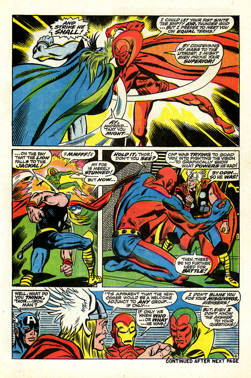 The Avengers (1963) 58 Page 6