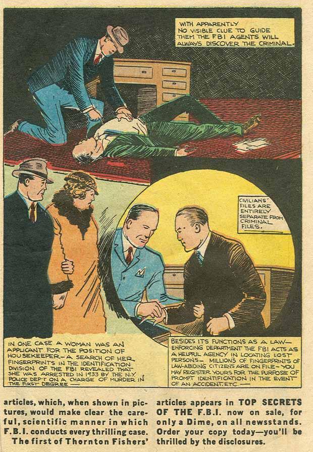 Read online Shadow Comics comic -  Issue #79 - 37