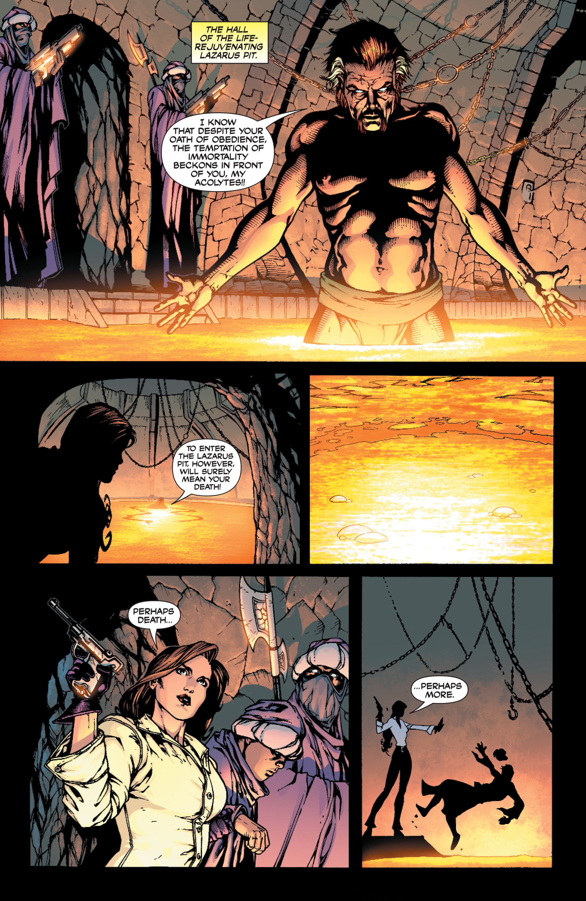 Read online Batman: Under The Red Hood comic -  Issue # Full - 345