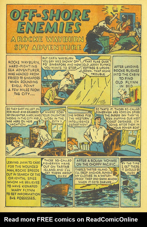 Read online Amazing Man Comics comic -  Issue #19 - 31