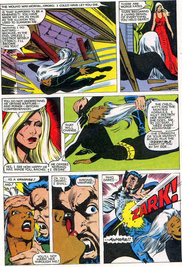 Read online Uncanny X-Men (1963) comic -  Issue # _Annual 6 - 26