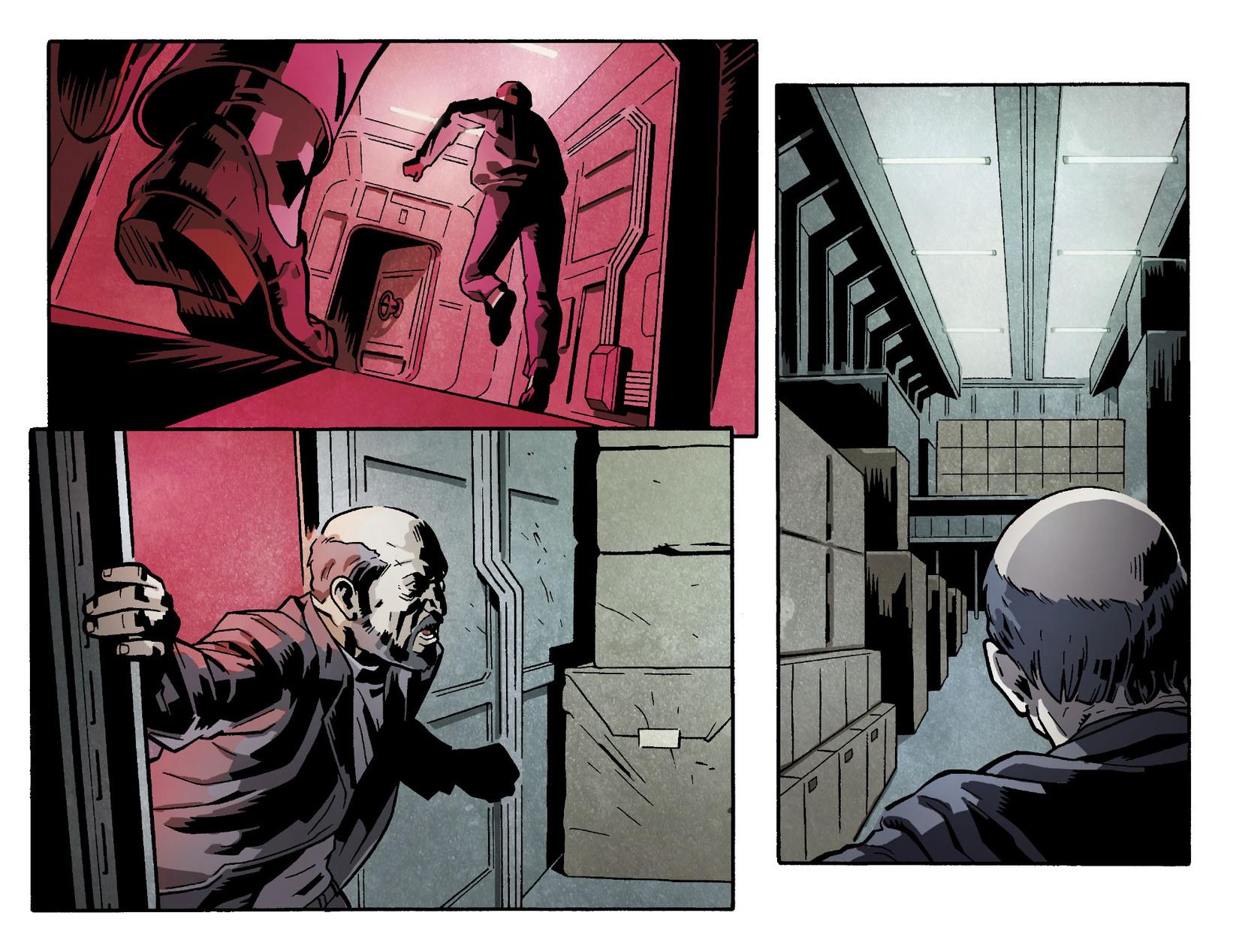 Read online Arrow [II] comic -  Issue #5 - 12