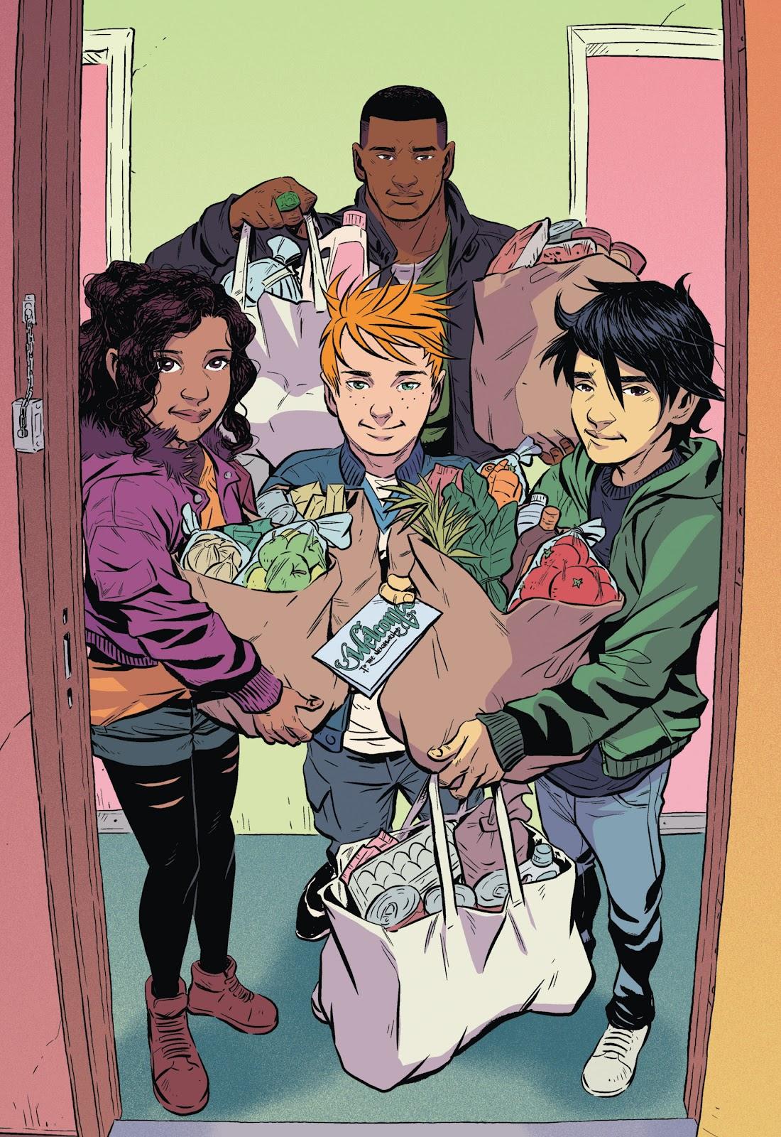 Read online Green Lantern: Legacy comic -  Issue # TPB - 124