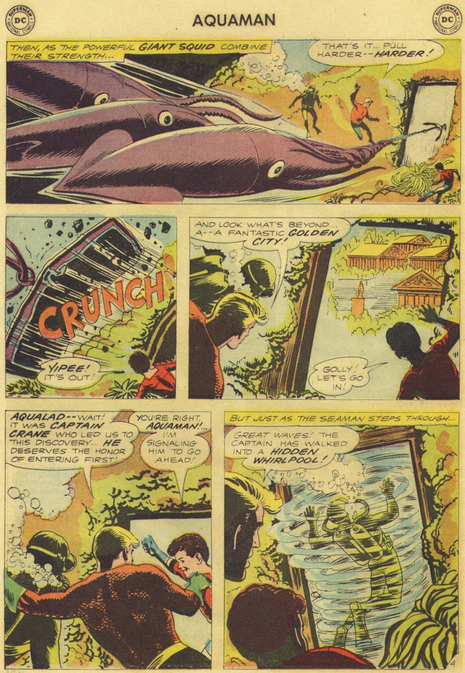 Read online Aquaman (1962) comic -  Issue #9 - 6