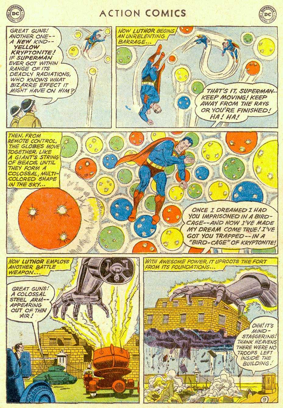Action Comics (1938) 277 Page 10