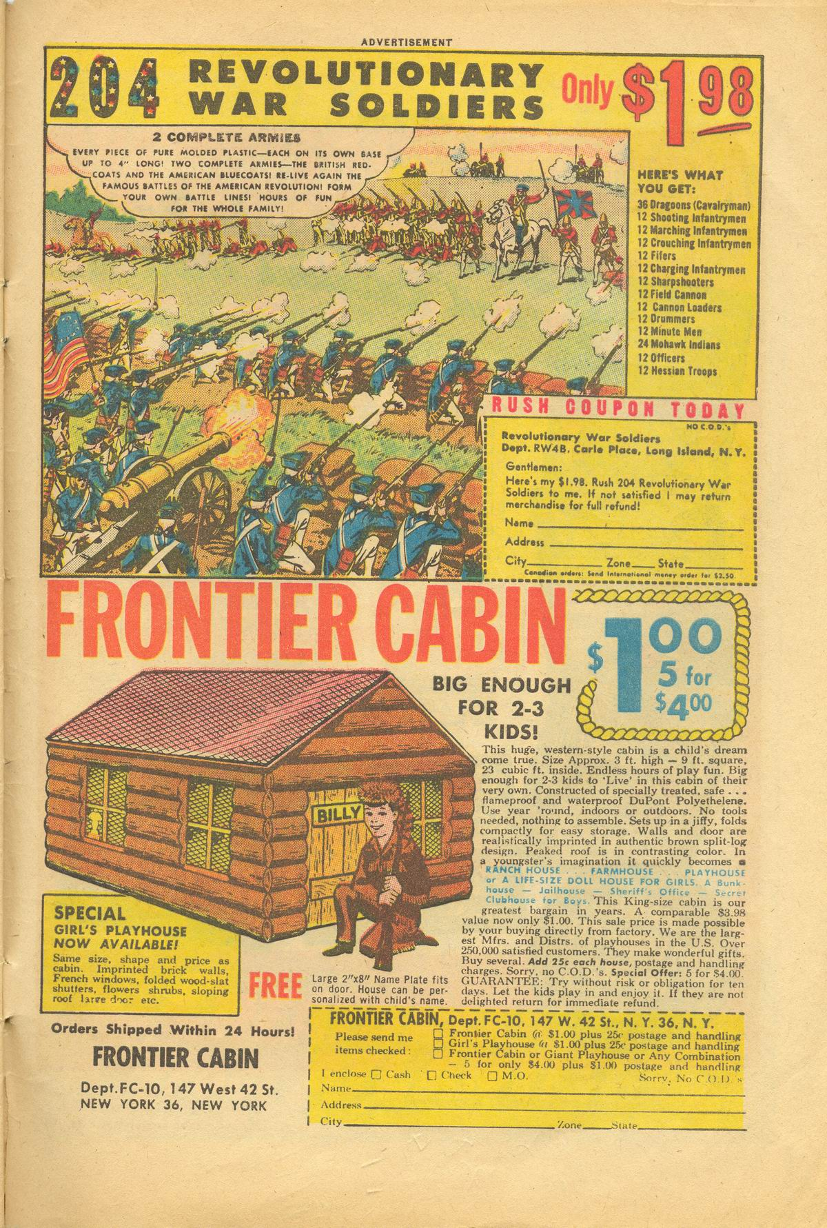 Read online Adventure Comics (1938) comic -  Issue #281 - 33