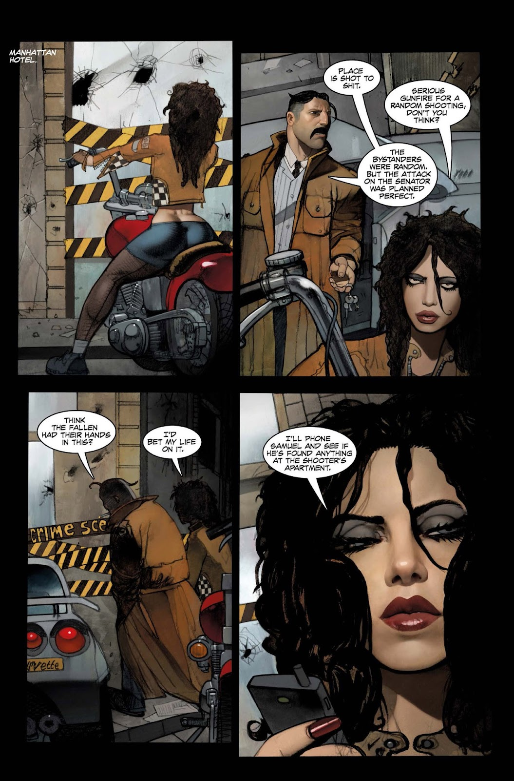 13 Coins issue TPB - Page 15