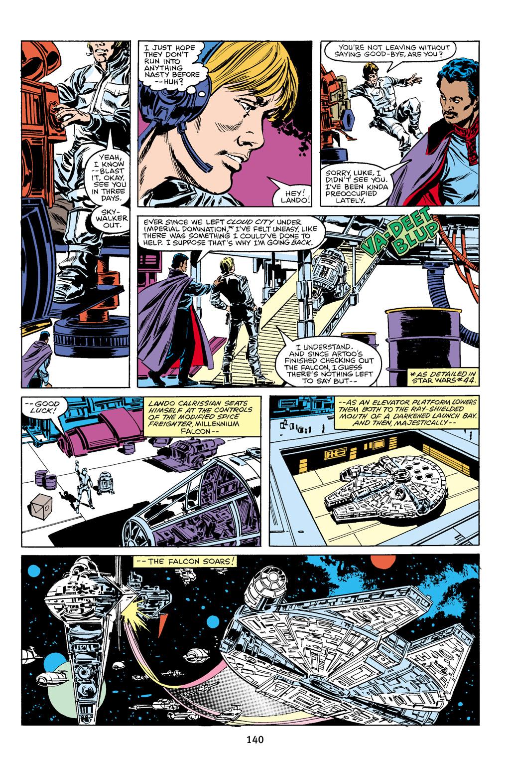 Read online Star Wars Omnibus comic -  Issue # Vol. 16 - 138