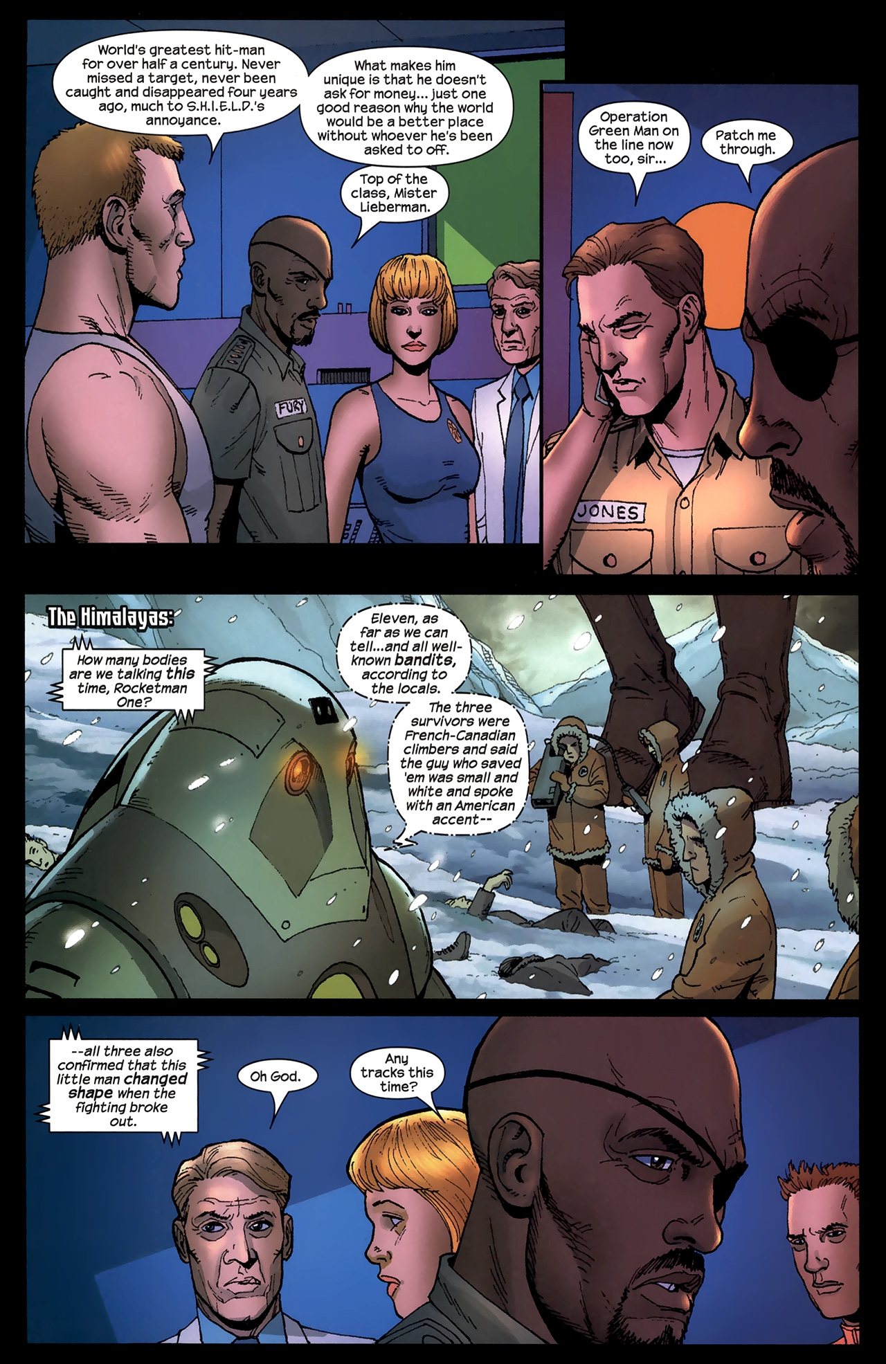 Read online Ultimates 2 comic -  Issue # _Annual 1 - 16