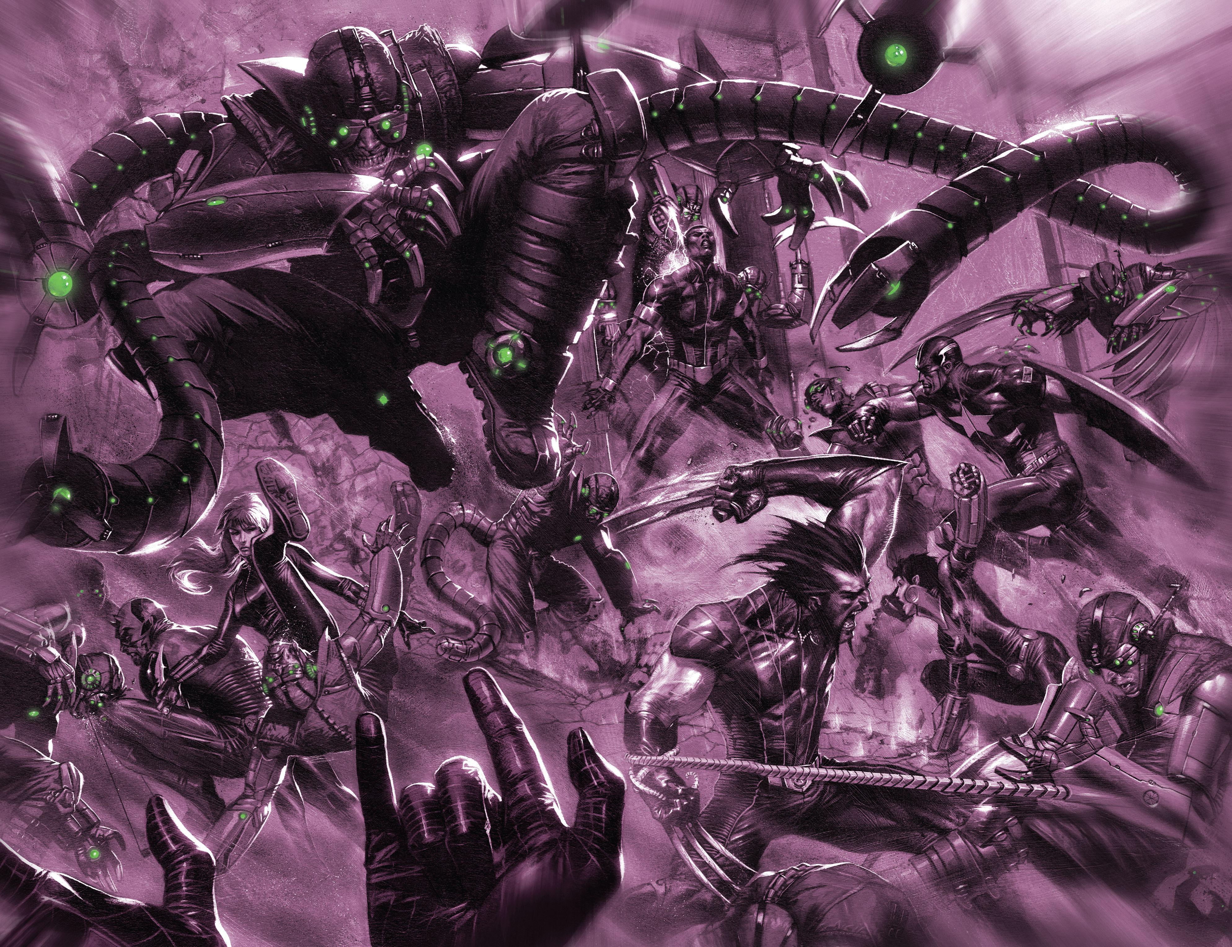 Read online Secret War comic -  Issue # Full - 53