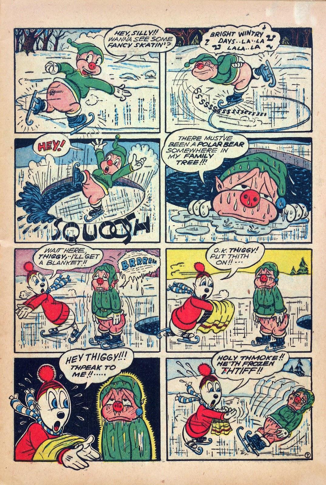 Krazy Komics issue 6 - Page 9