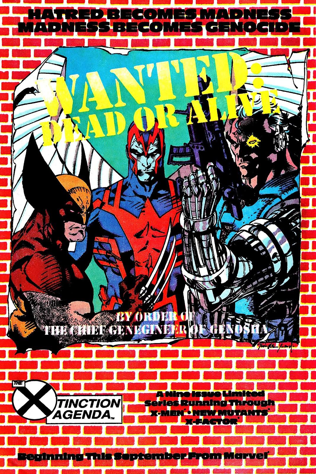 Uncanny X-Men (1963) issue 269 - Page 23