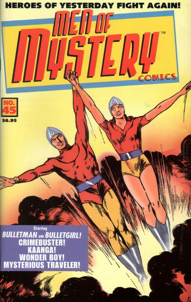 Read online Men of Mystery Comics comic -  Issue #45 - 1