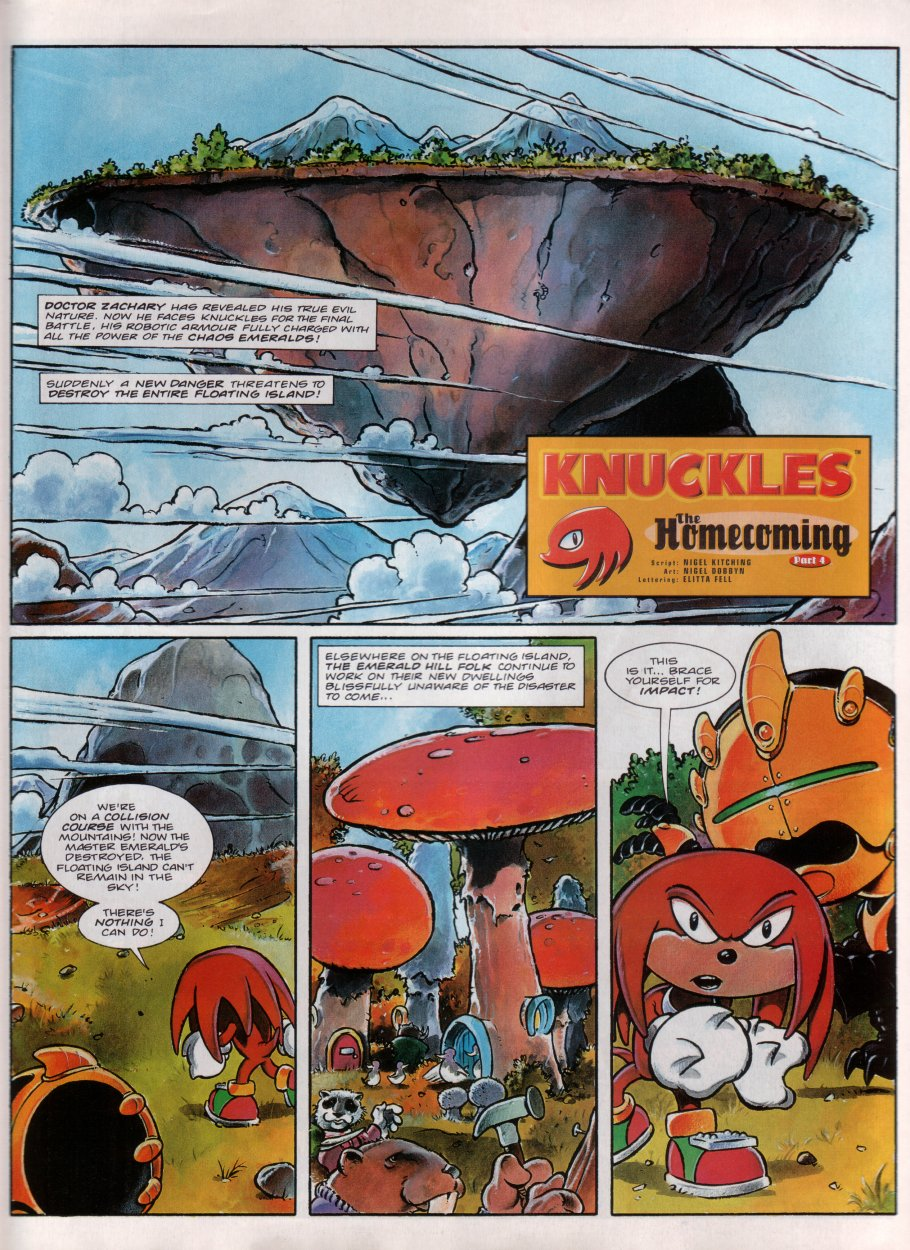 Read online Sonic the Comic comic -  Issue #68 - 18