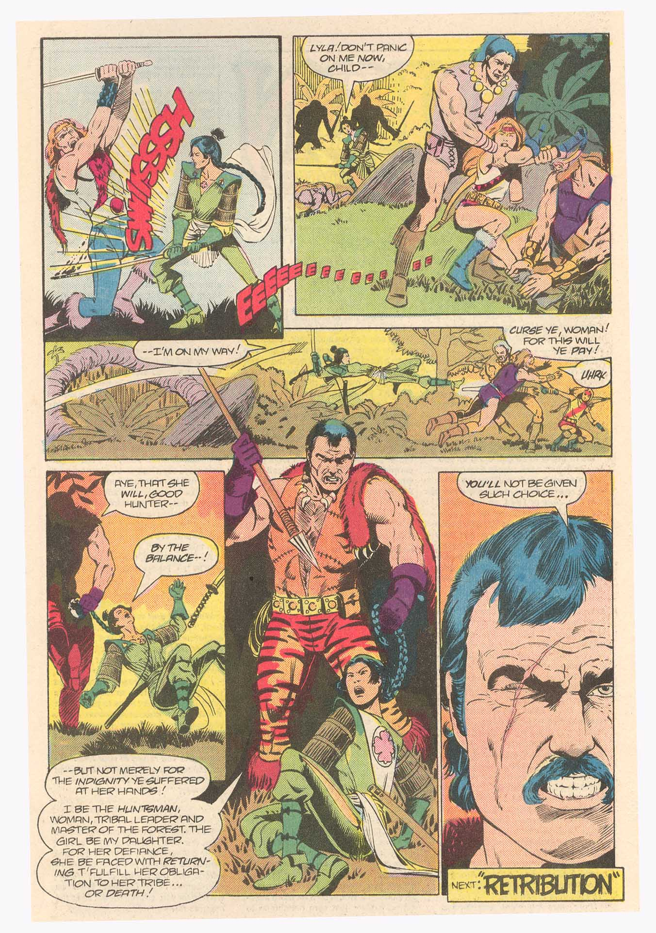 Read online Arion, Lord of Atlantis comic -  Issue #27 - 24