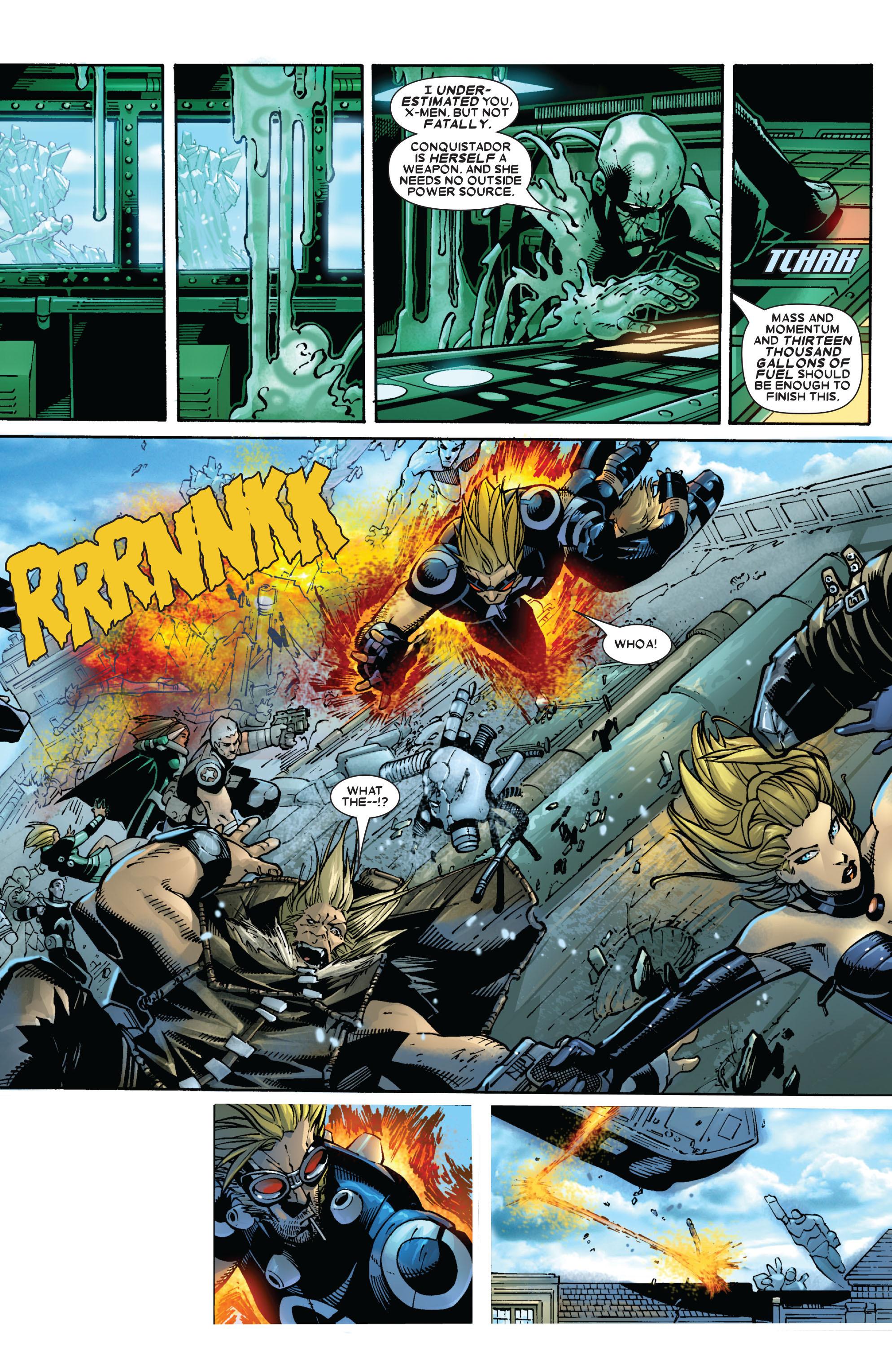 X-Men (1991) 193 Page 15
