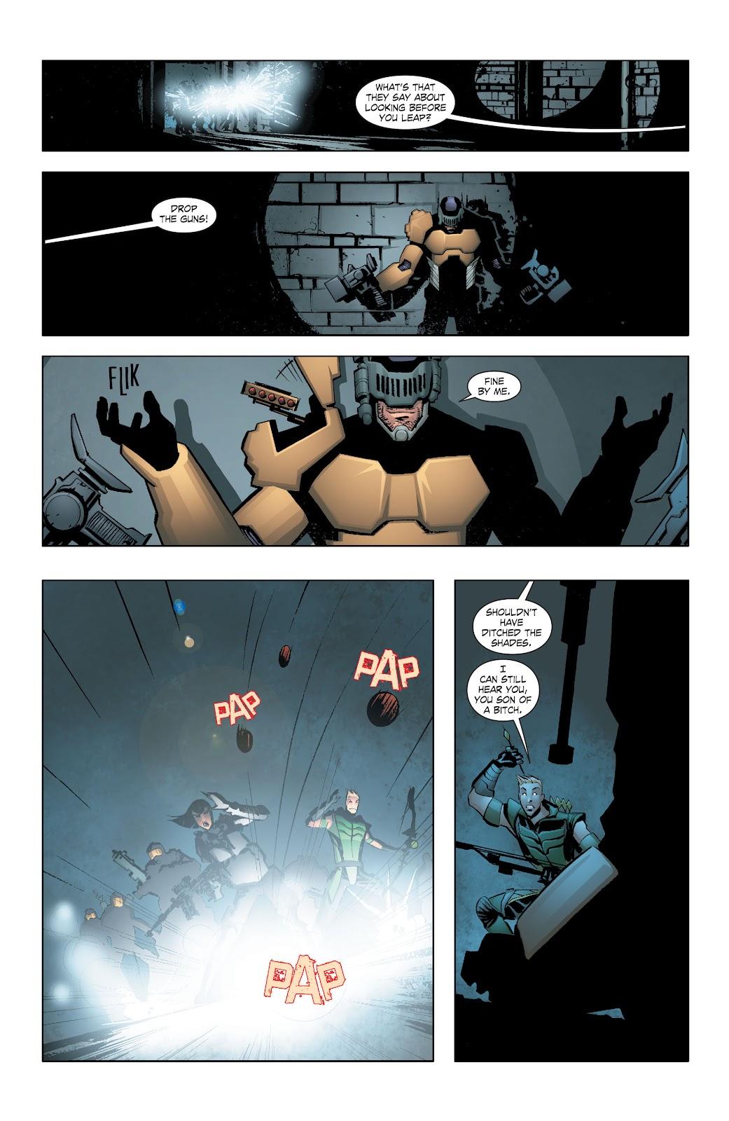 Read online Smallville Season 11 [II] comic -  Issue # TPB 7 - 63