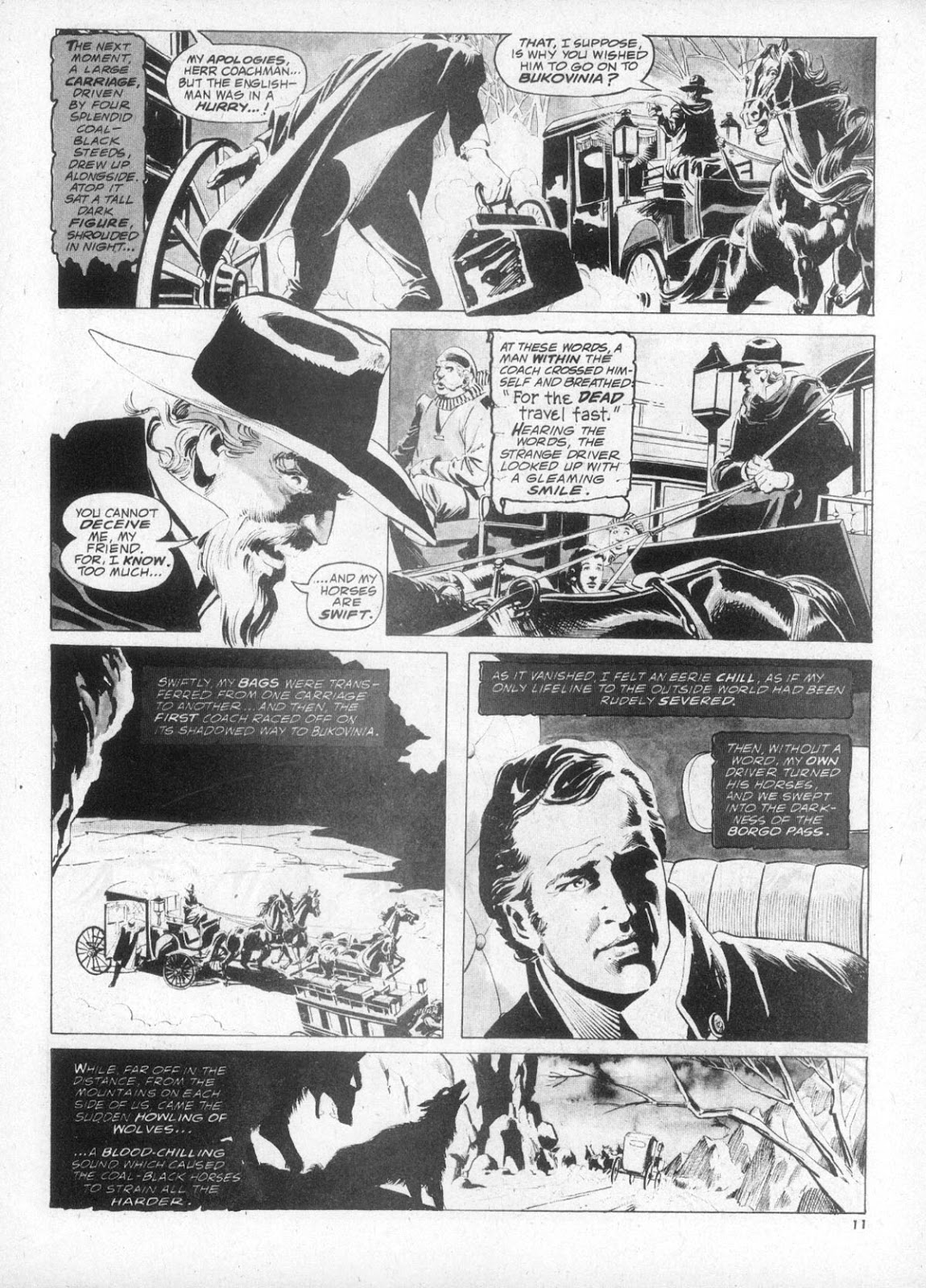 Dracula Lives issue 5 - Page 12