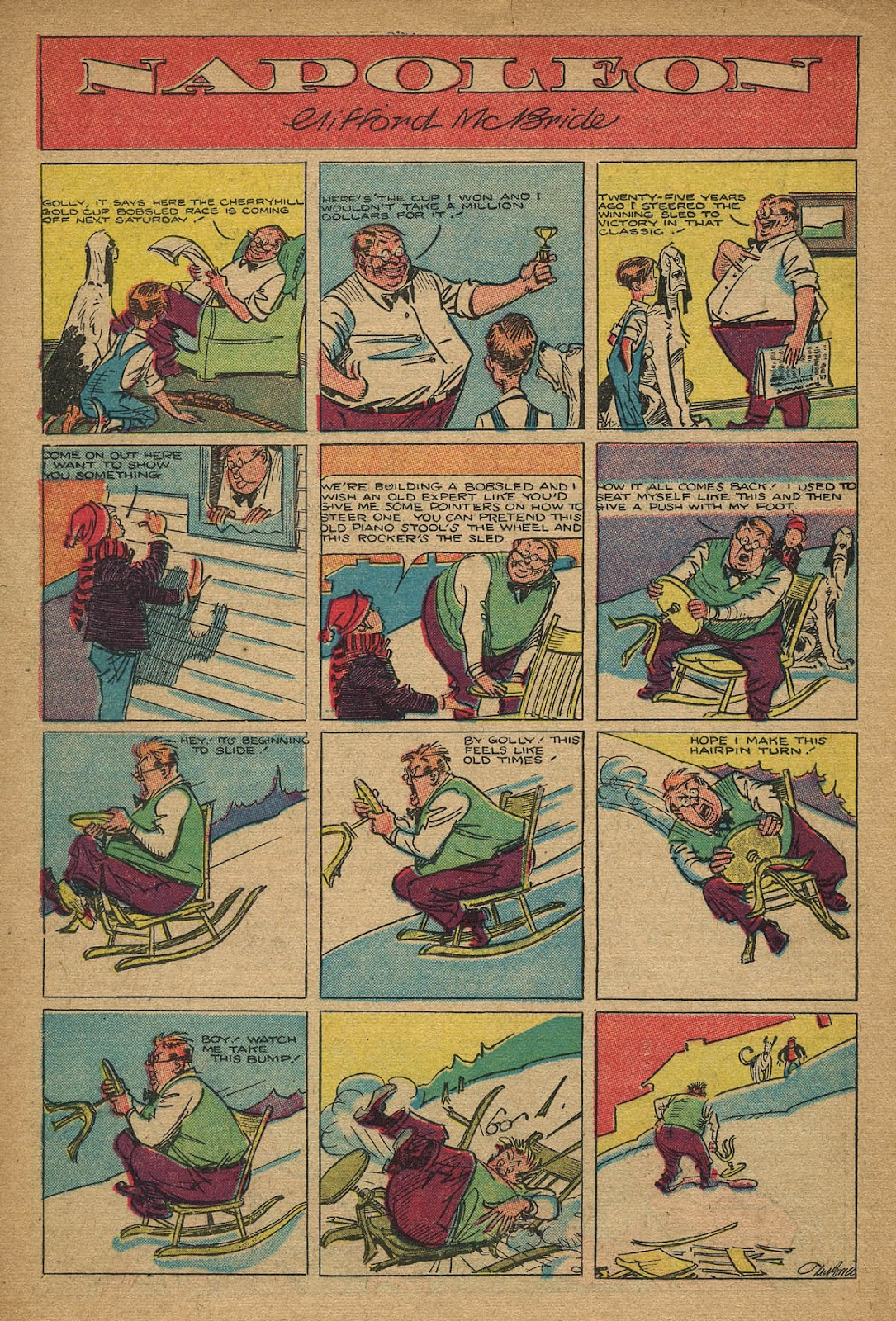 Read online Famous Funnies comic -  Issue #162 - 26